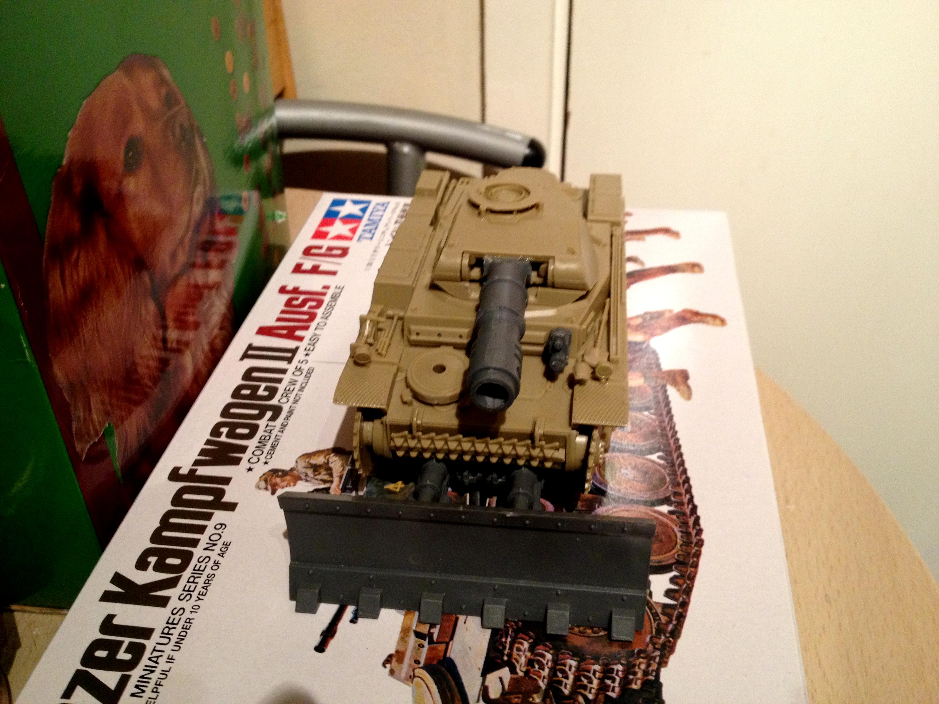Conversion, Germans, Leman Russ, World War 2