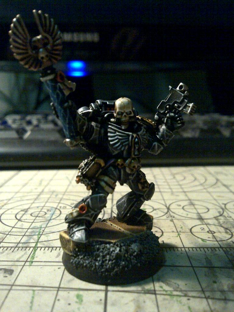 Chaplain, Brother Bethor