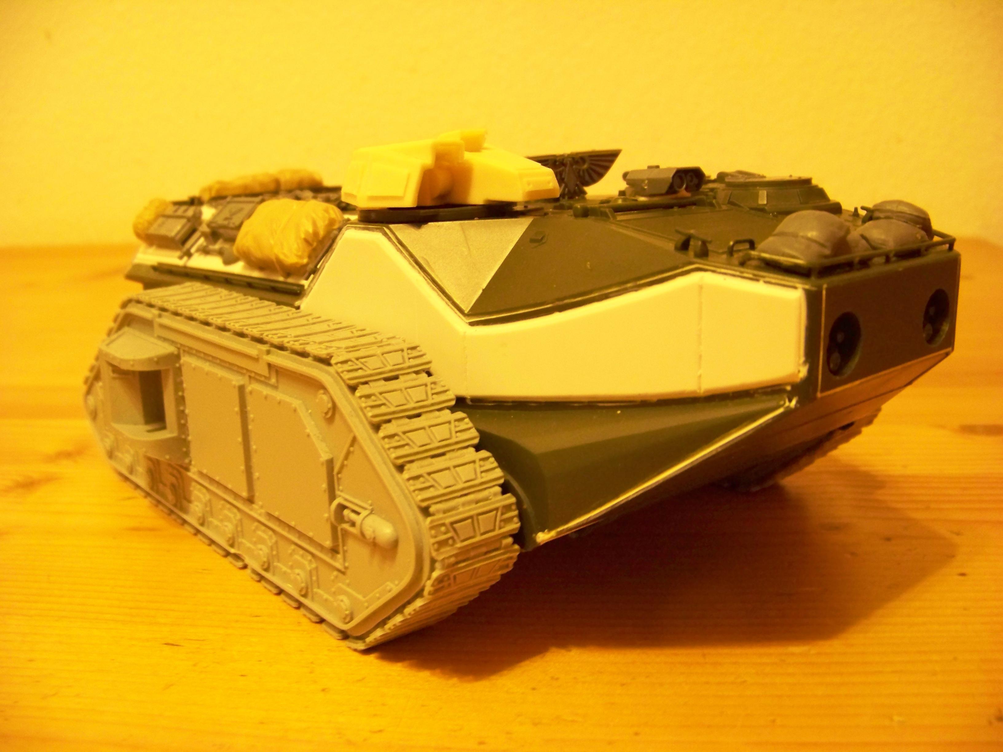 Armoured Transport, Crassus, Imperial Guard, Work In Progress