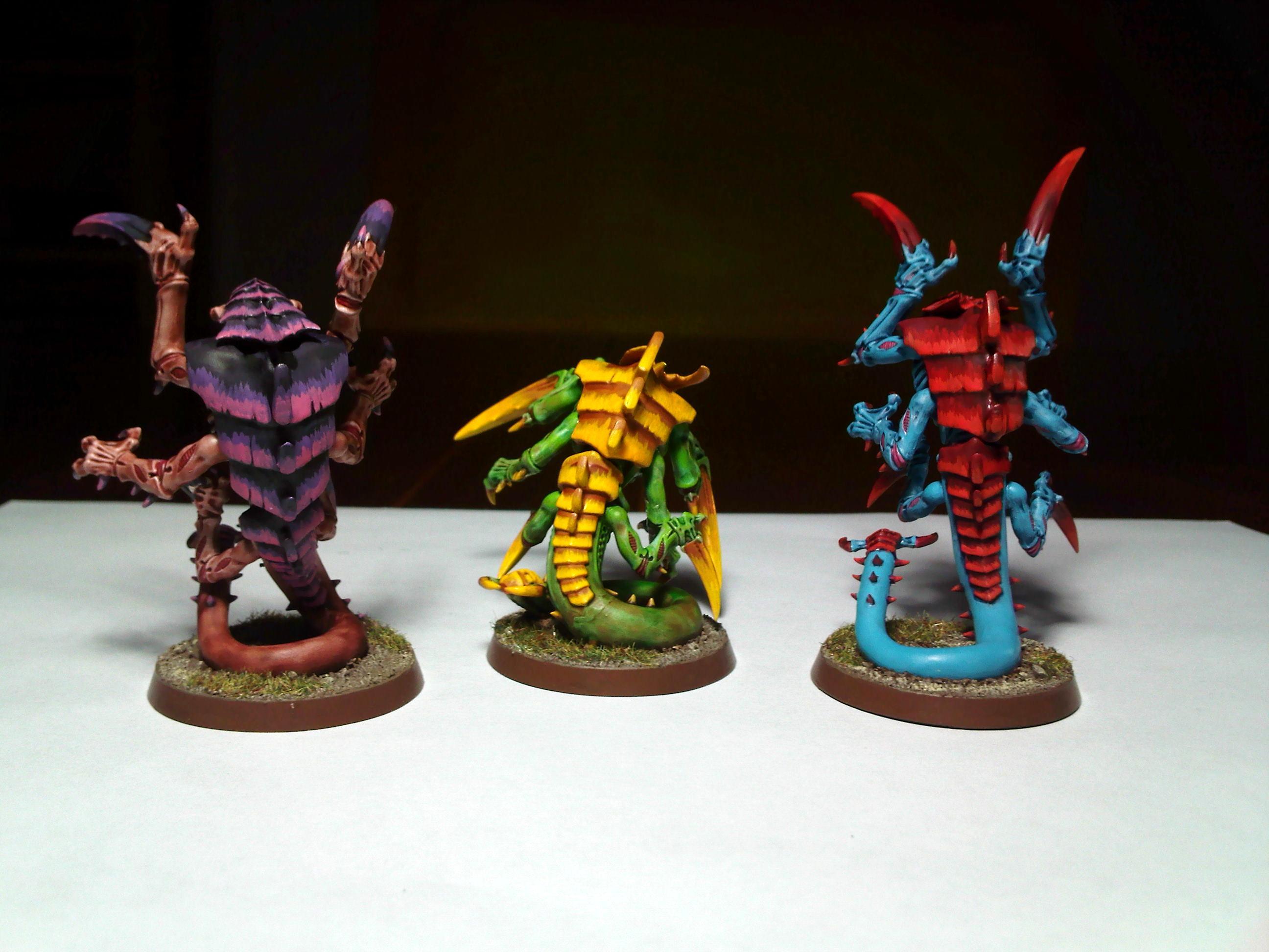 Ravener, Tyranid Ravener, Tyranids, Warhammer 40,000