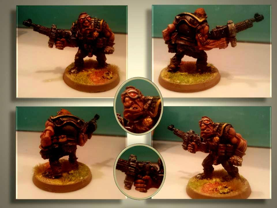 Catachan, Imperial Guard, Ogryns