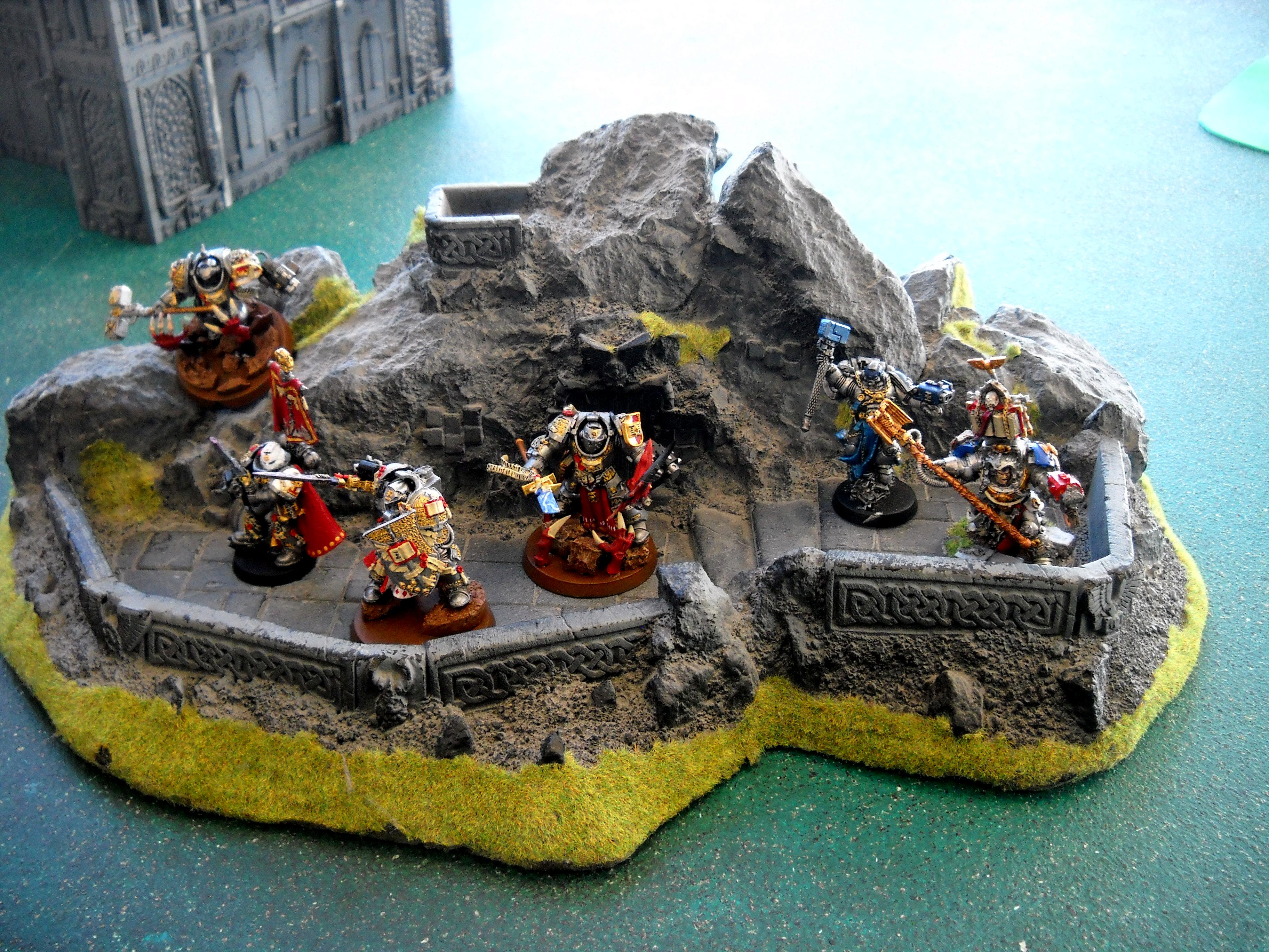 Brother-captian, Crowe, Draigo, Gkgm, Grey Knights, Headquarters, Librarian, Warhammer 40,000
