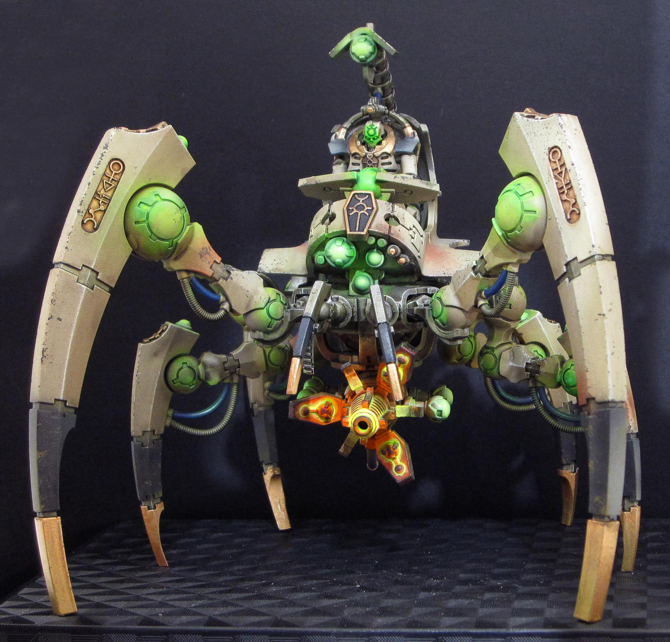 Necrons, Stalker, Triarch Stalker, Walker