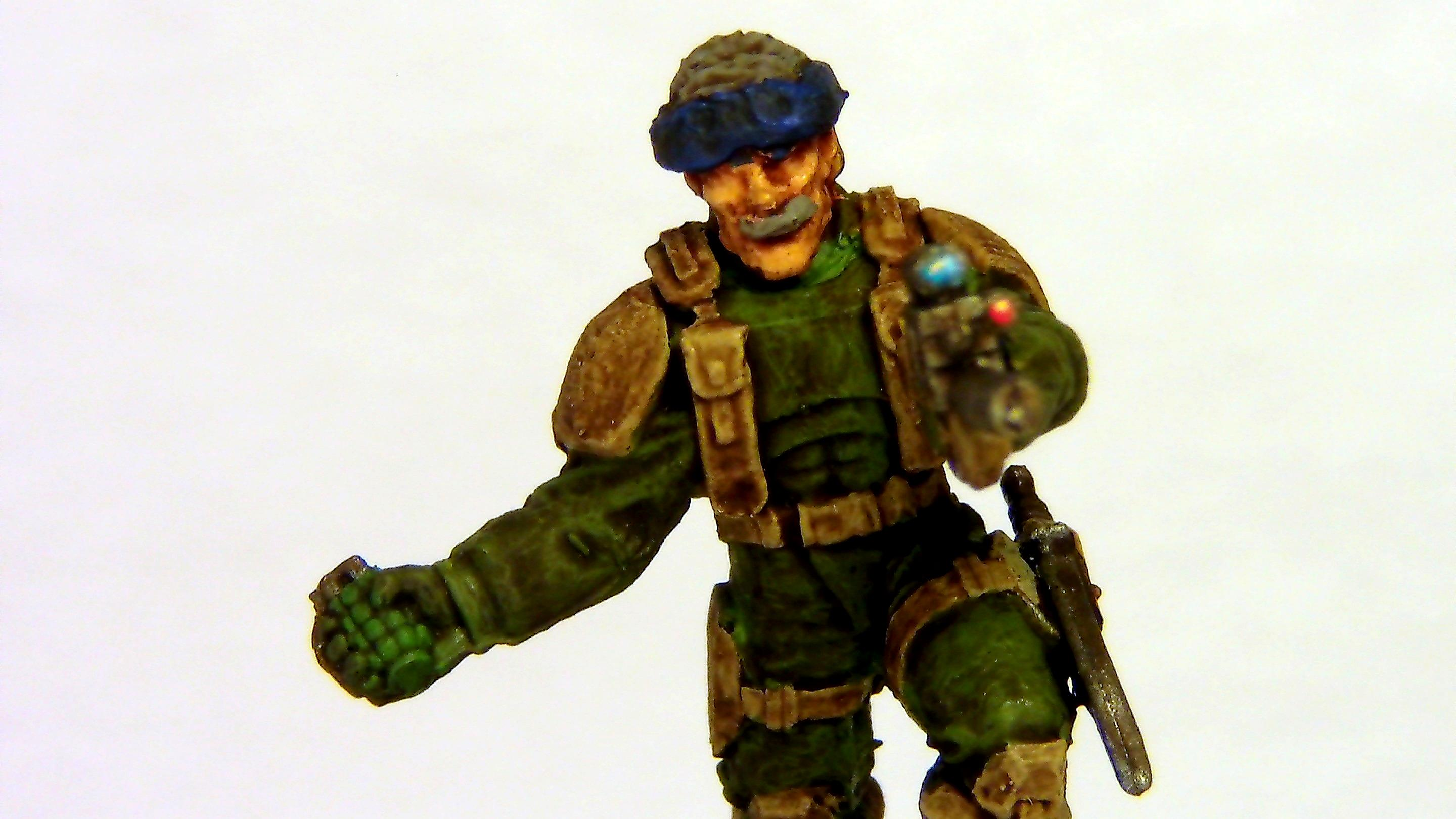 Solid Marbo #3
