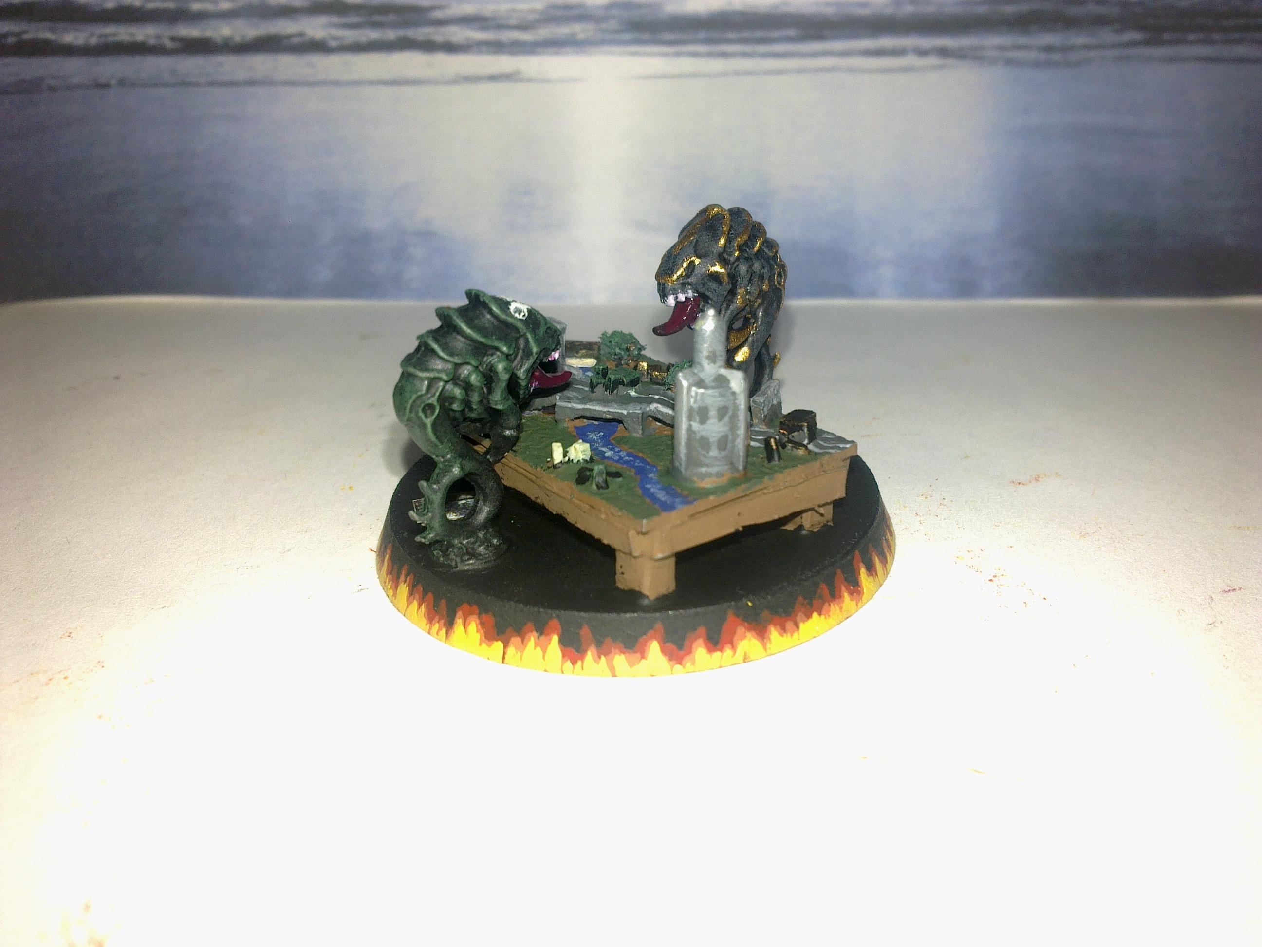 Ripper Swarm, Tyranids, Warhammer 40,000