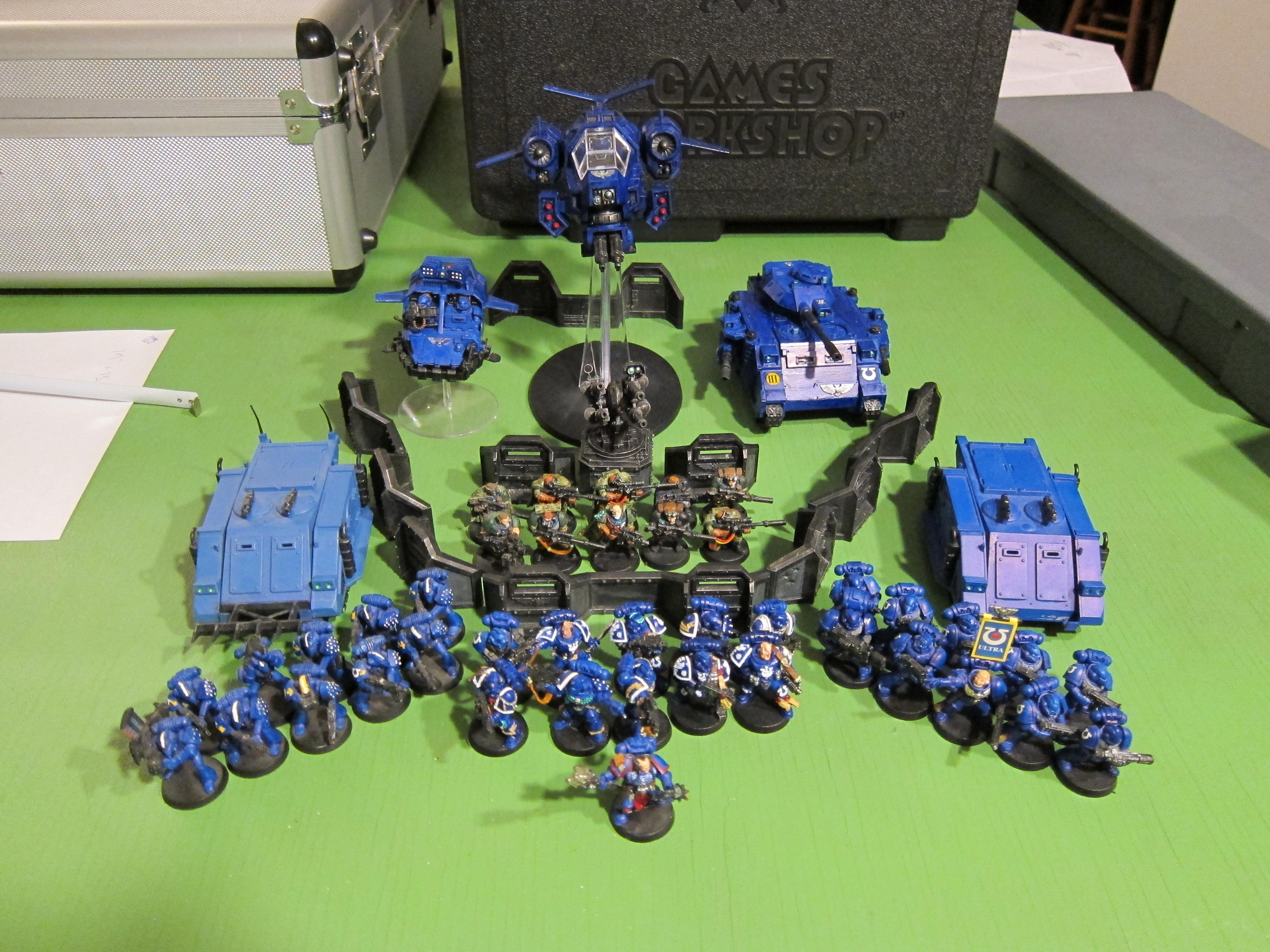 1500 point army