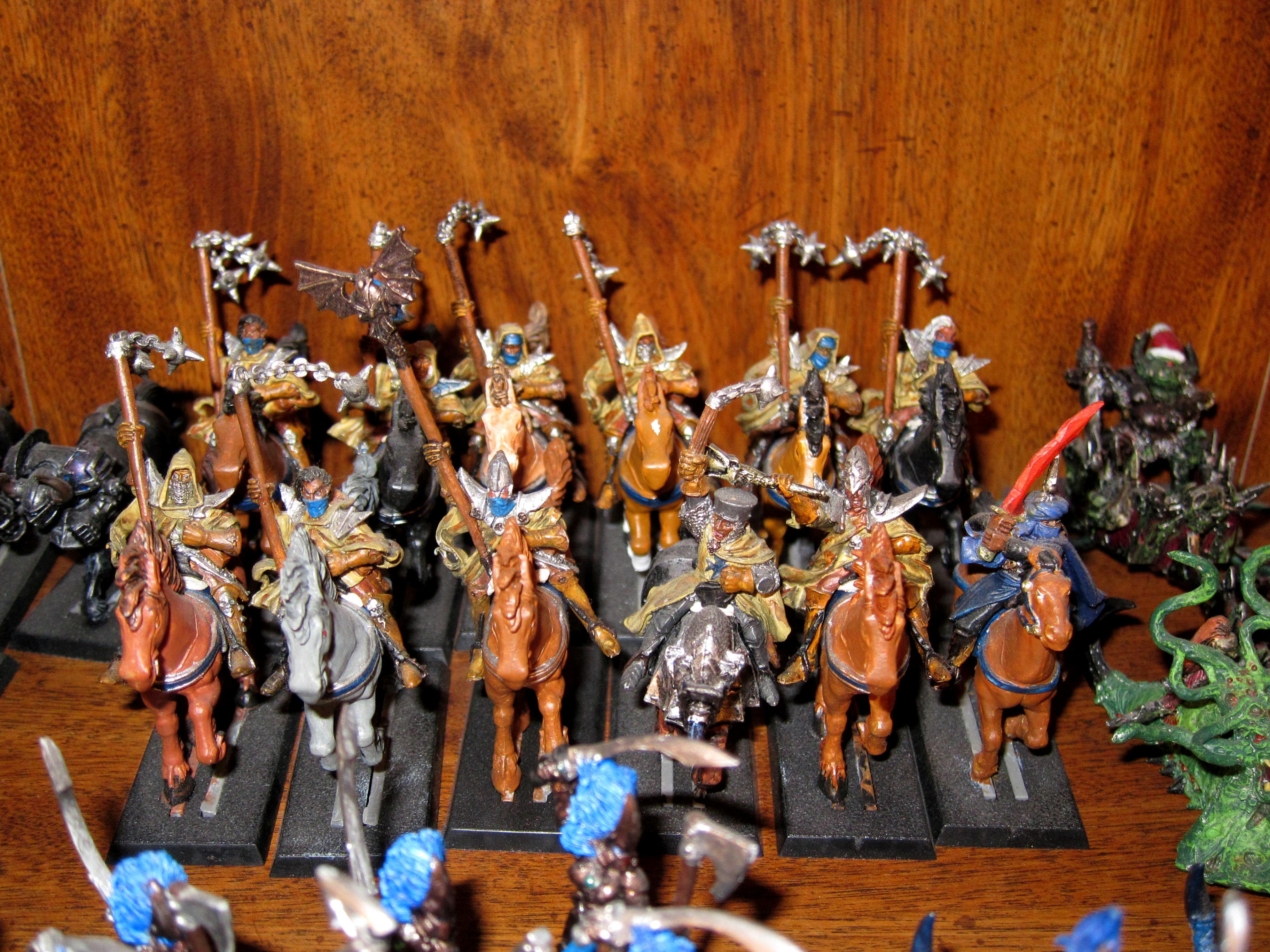Marauders, Woc, Chaos Mounted Marauders