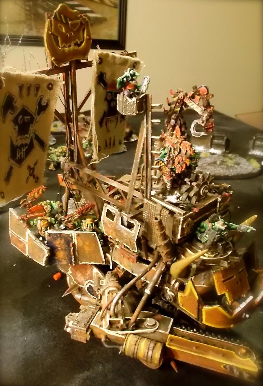 Battlewagon, Orks, Walker