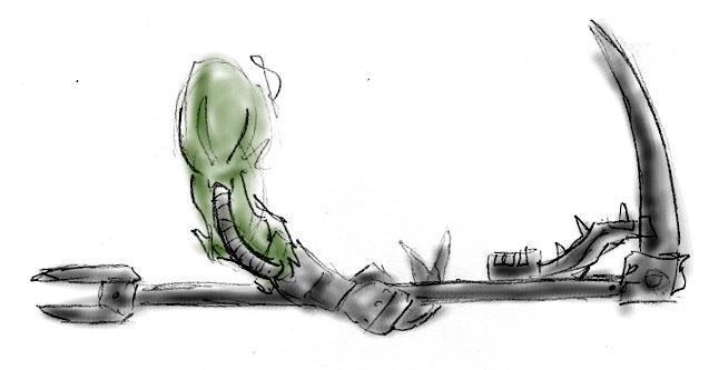 Golgotha, Sinism, Golgotha Concept - Right Arm