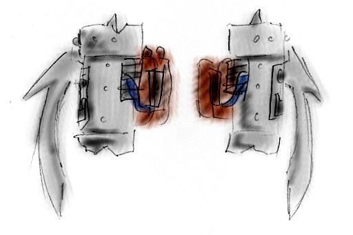 Golgotha, Sinism, Golgotha Concept - Jet Pack