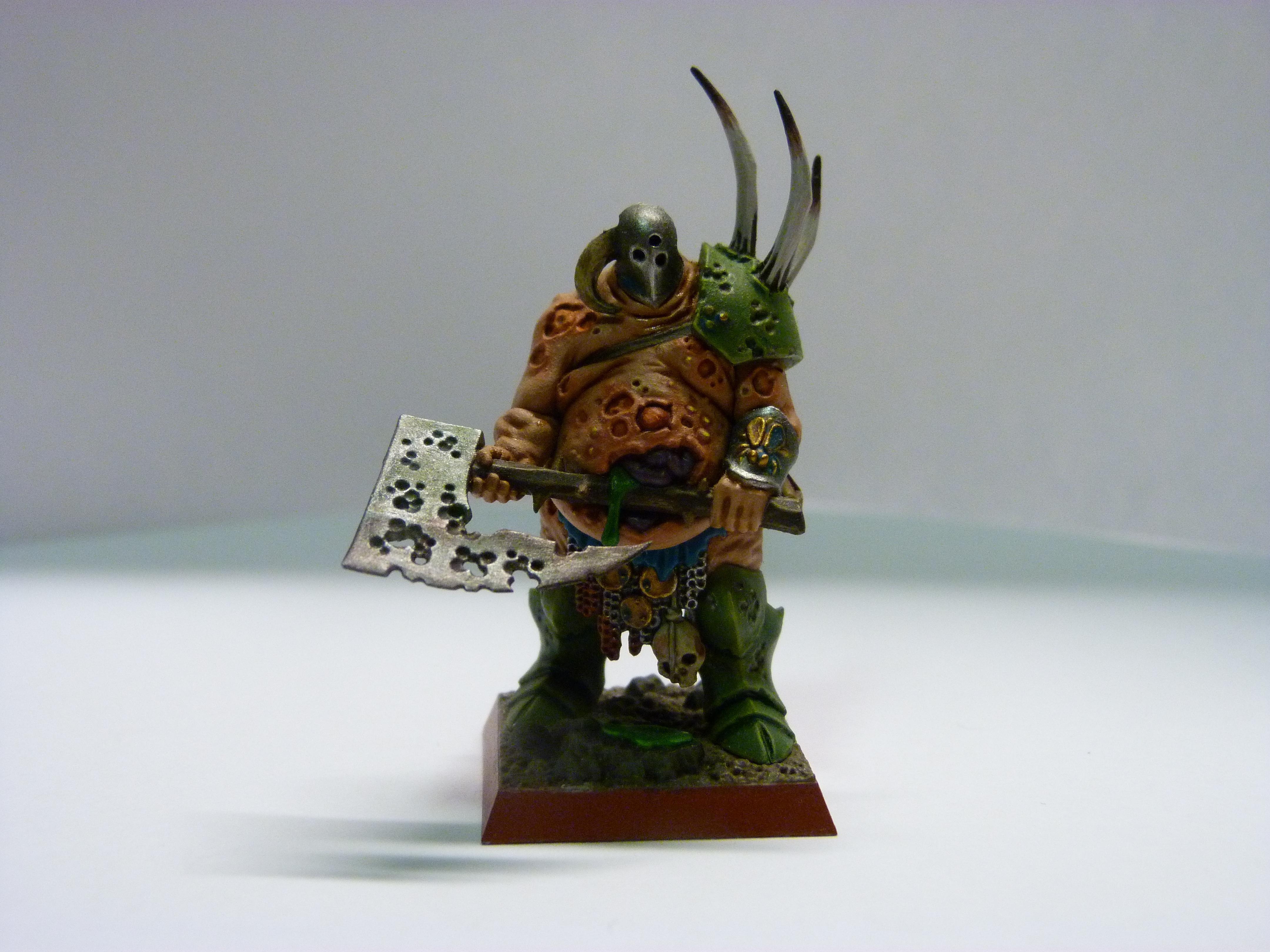 Nurgle Champion Front