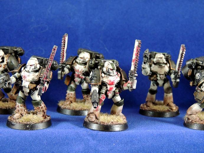 Pre-Heresy Death Guard