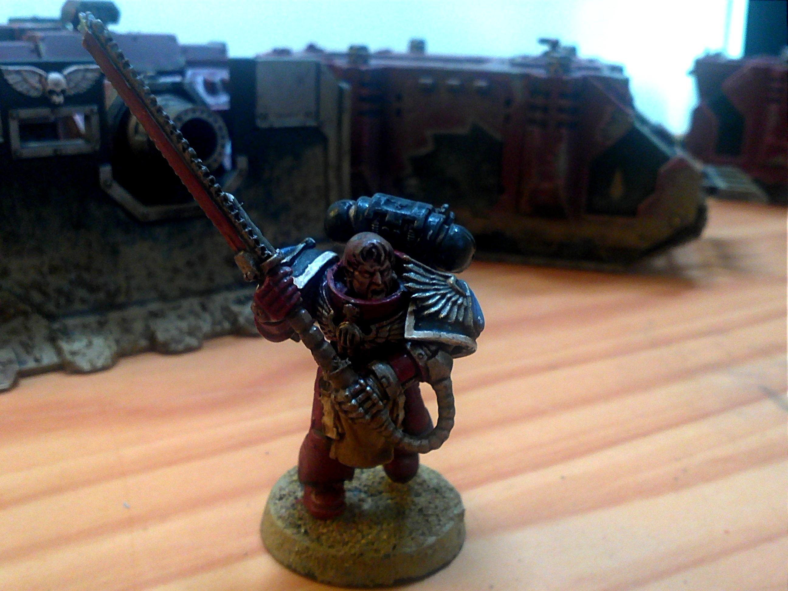 Blood Angels, Sanguinary Priest