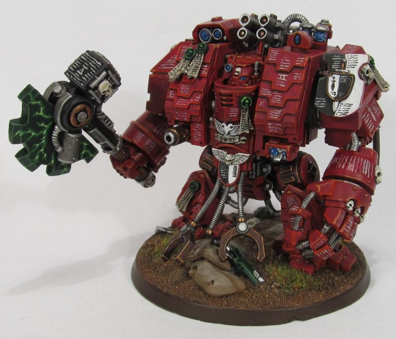 General Warhammer 40k Space Marines: Adeptus Mechanicus, Dreadnought, Warhammer 40 K