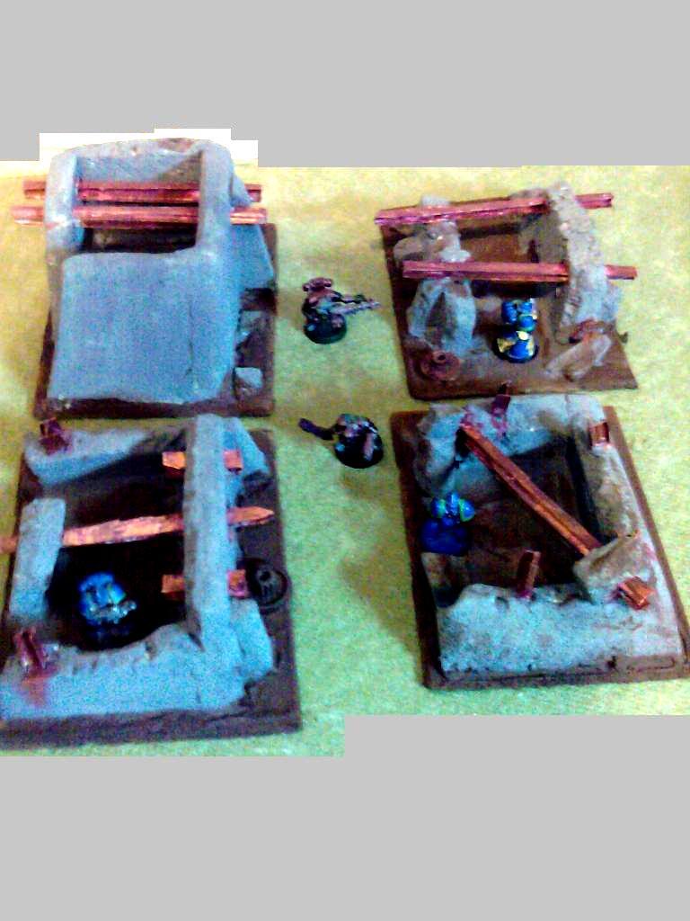 Industrial, Scratch Build, Swap, Terrain, Village
