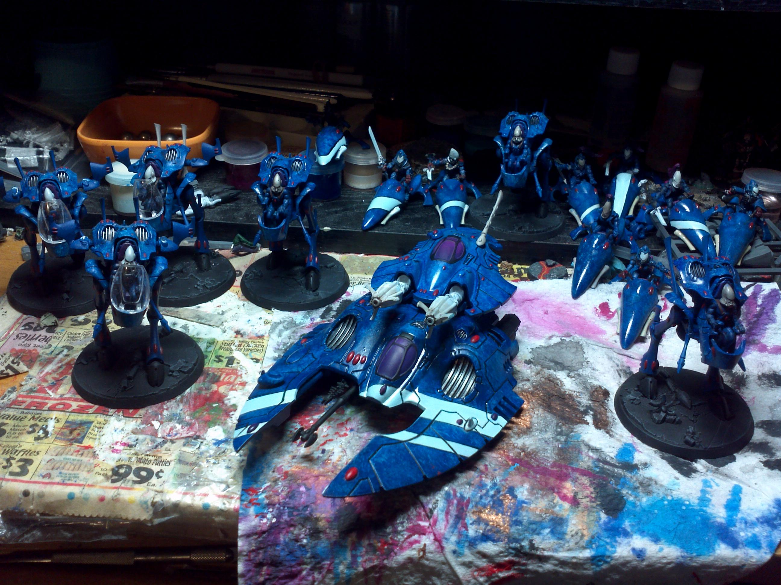 Eldar Group, eldar battle group