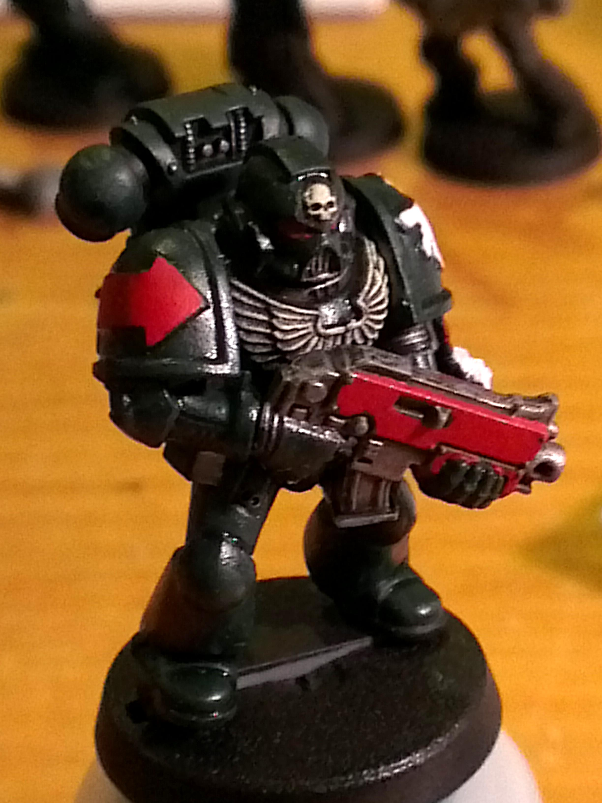 5th Company, Dark Angels, Dark Vengeance, Space Marines, Tactical, Warhammer 40,000, Work In Progress