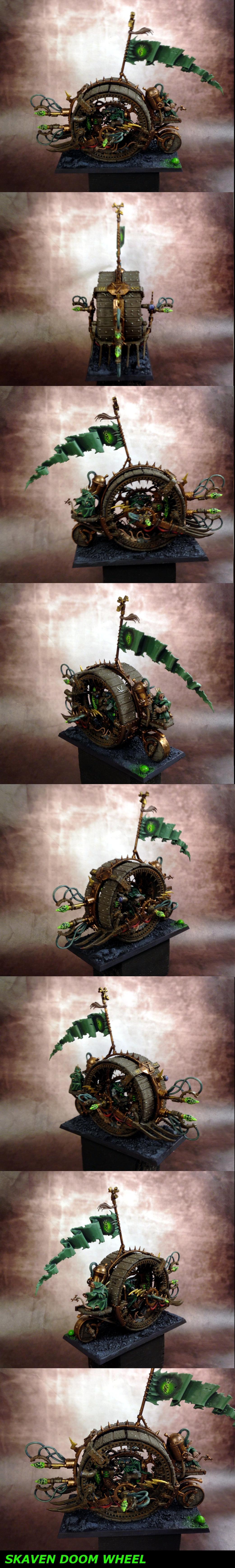 Aosol, Doom Wheel, Skaven, Warhammer Fantasy