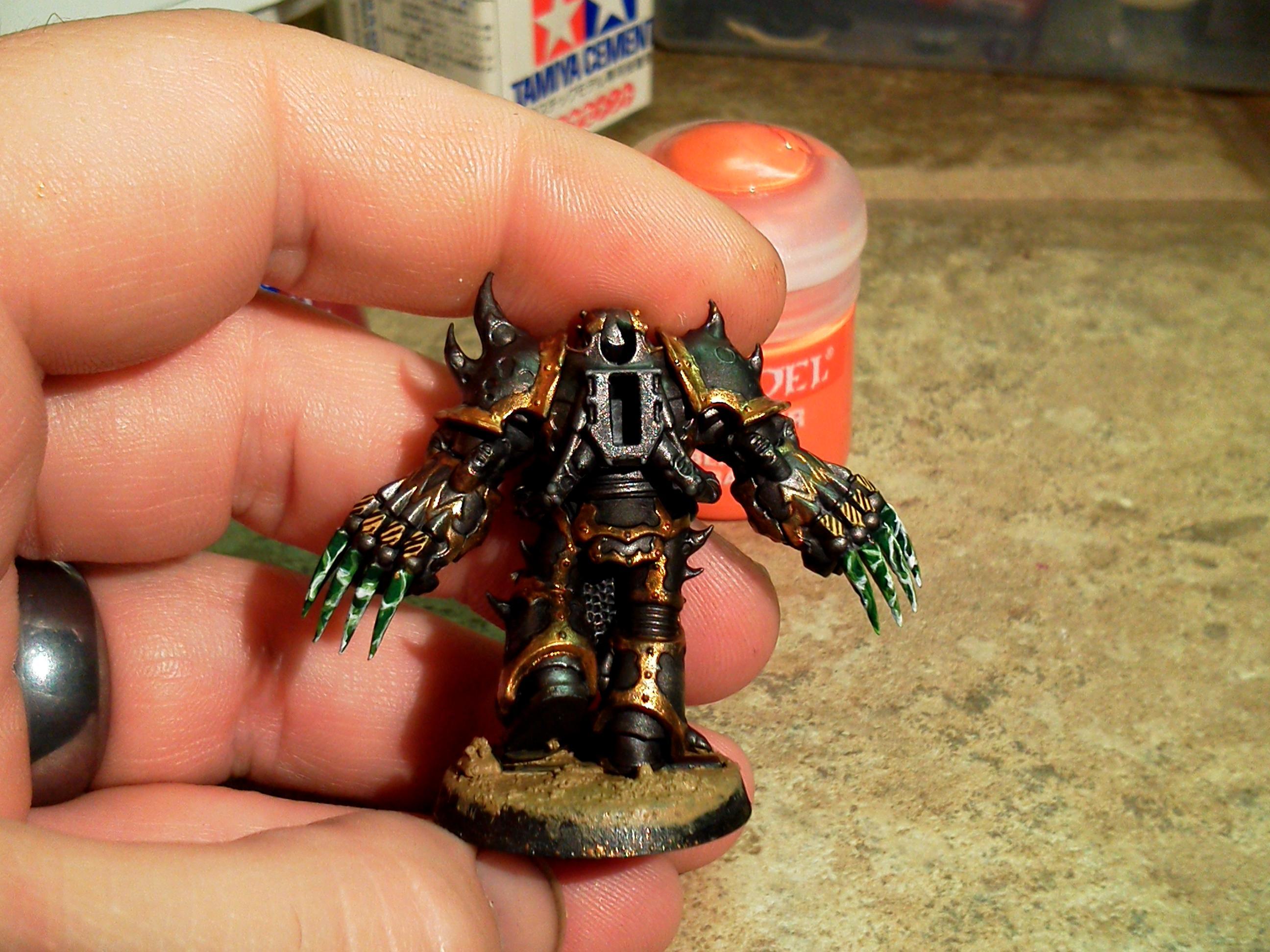 Chaos Space Marines, Dark Vengeance, Iron Warriors