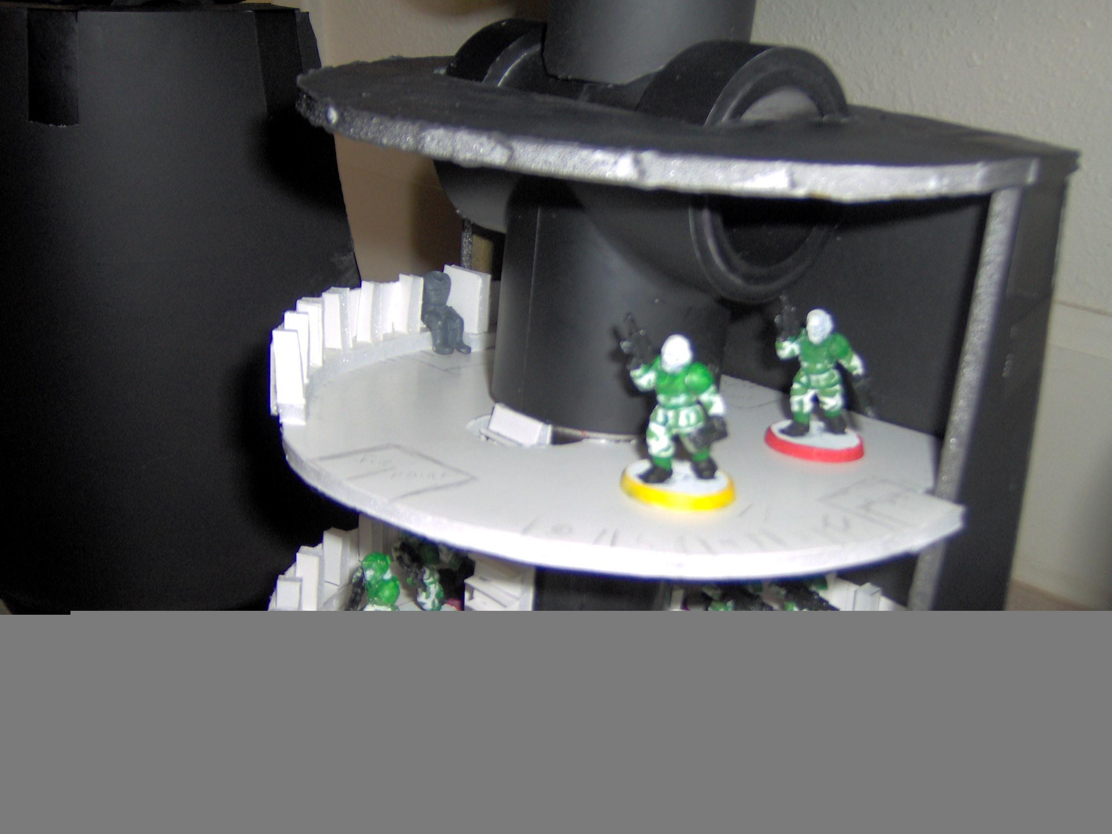 Imperial Guard, Imperiator, Interior, Tech Guard, Titan