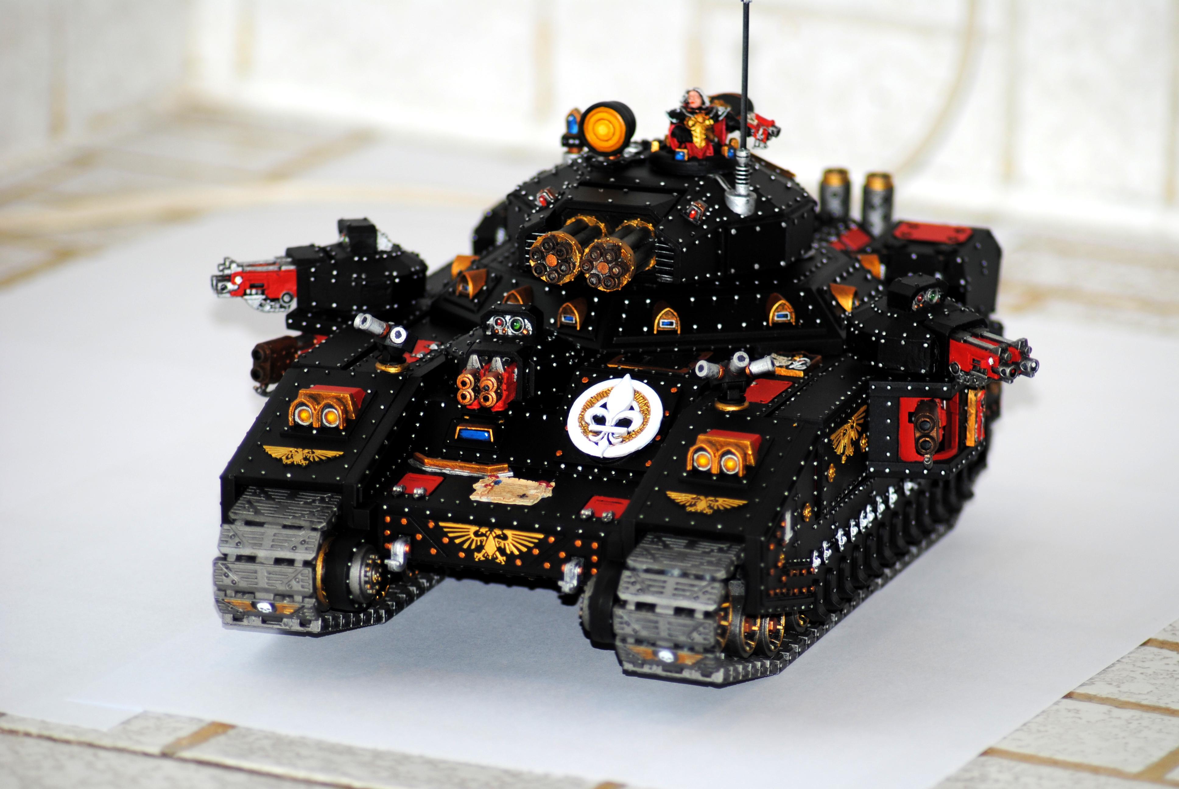Adepta Sororitas, Baneblade, Sisters Of Battle, Superheavy Tank