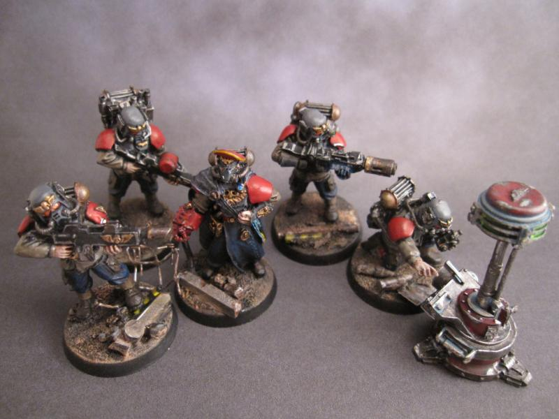 Cadians, Command, Commander, Environment, Forge World, Guard, Hostile, Imperial, Imperial Guard, Squad, Warhammer 40,000