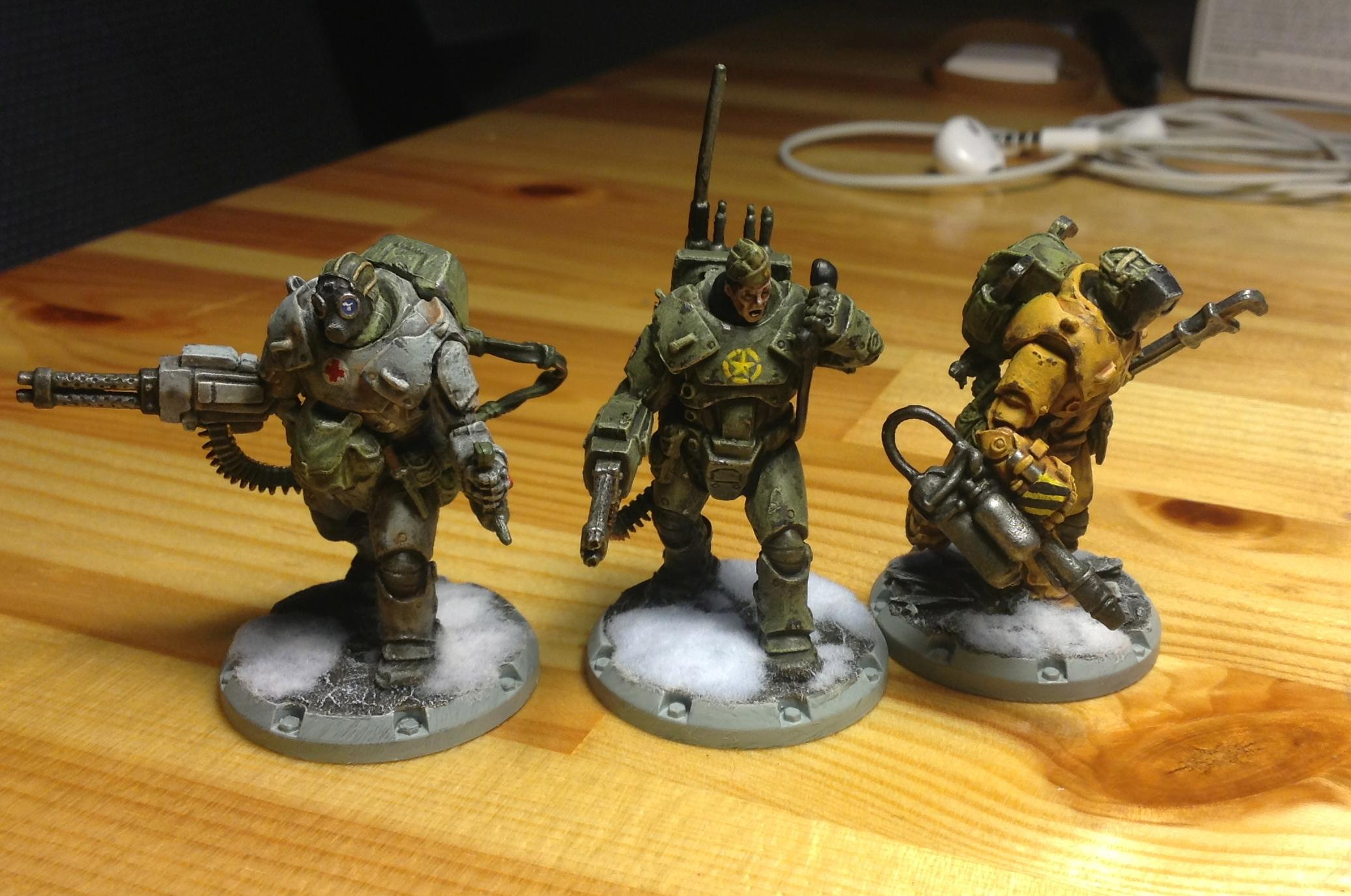 Allies, Armored, Corps Officer, Dust Tactics, Dust Warfare