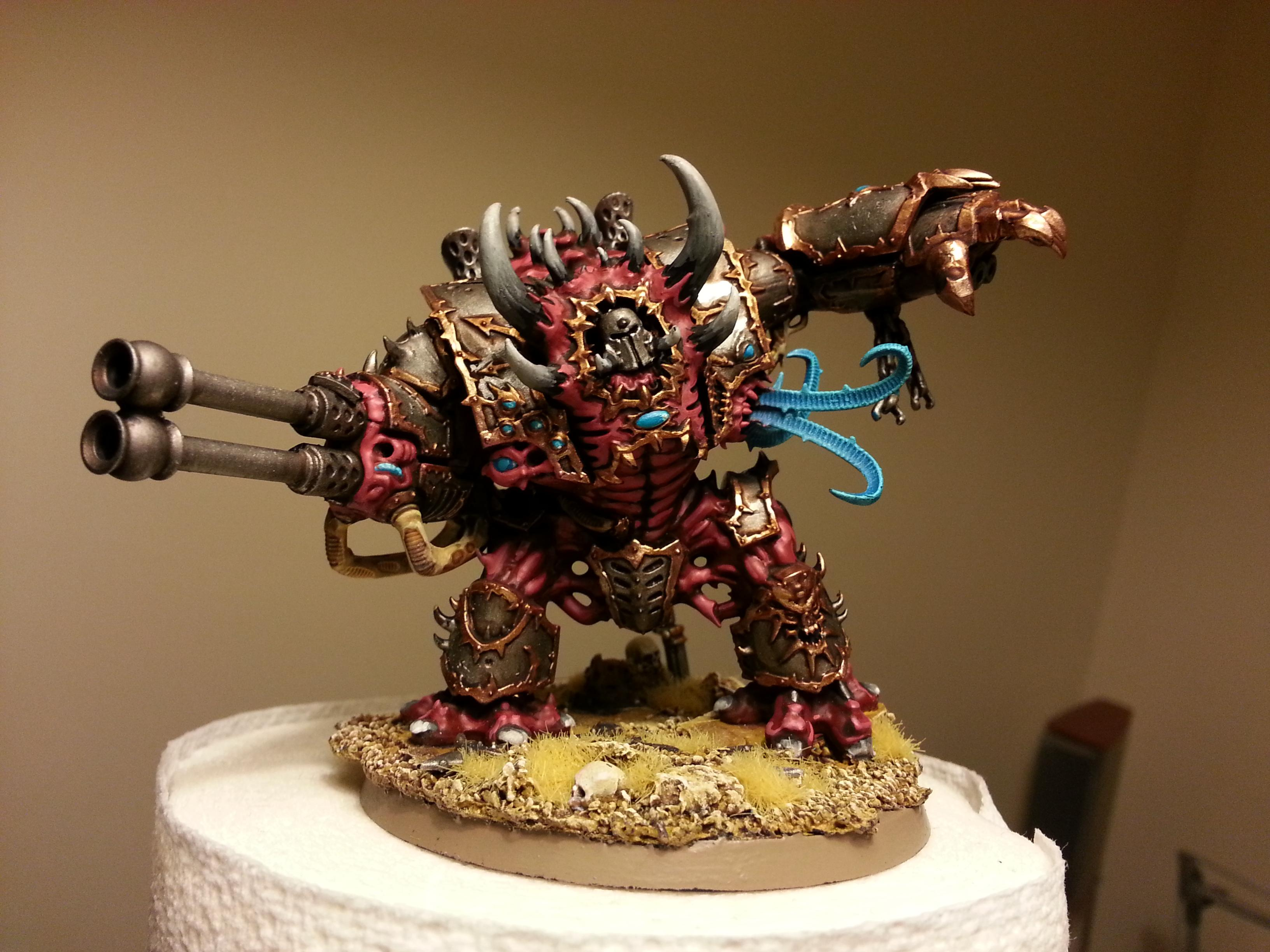 Chaos, Dreadnought, Helbrute, Space Marines, Warhammer 40,000