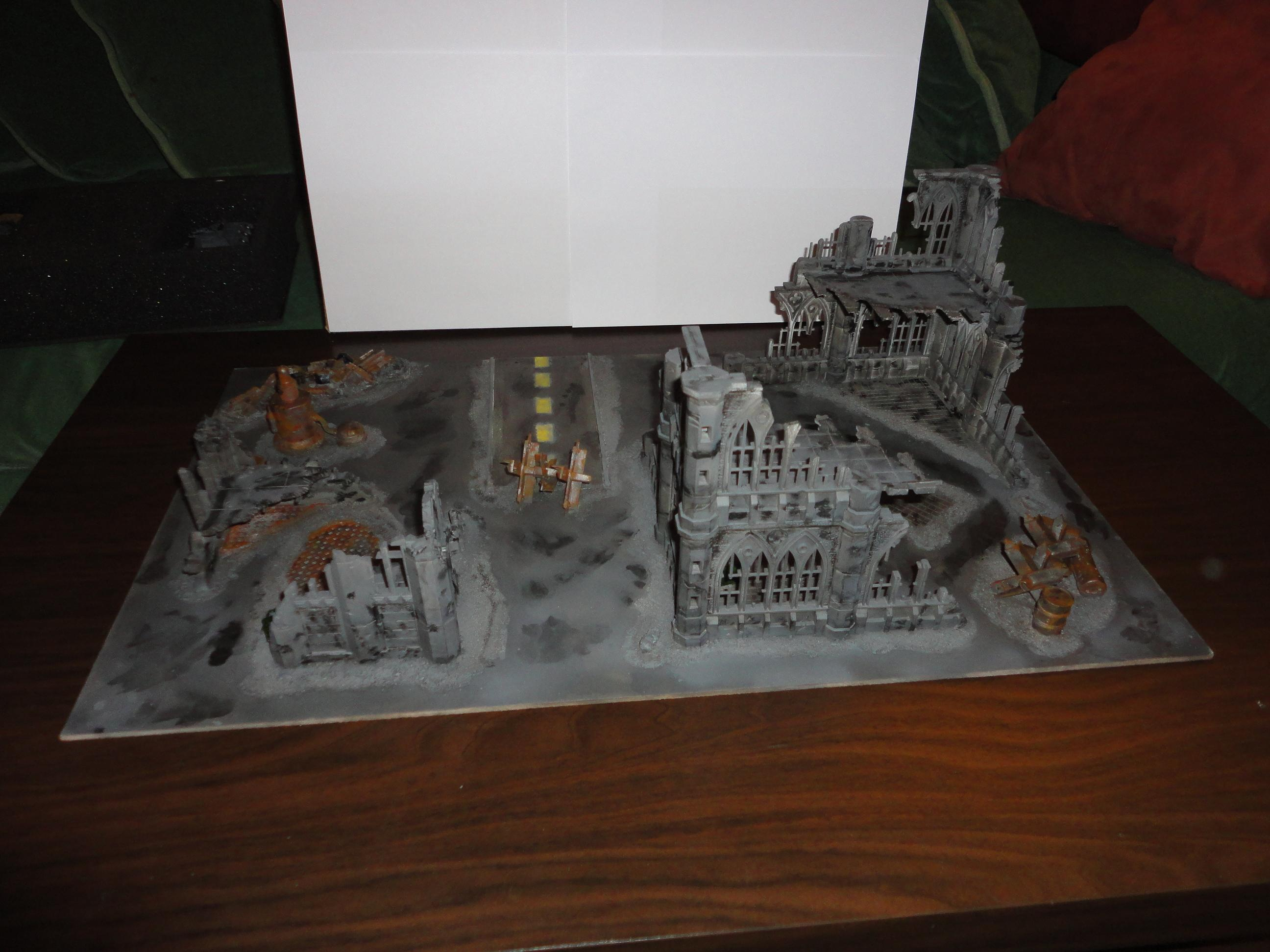 Inquisimunda, Inquisitor, Terrain, Warhammer 40,000