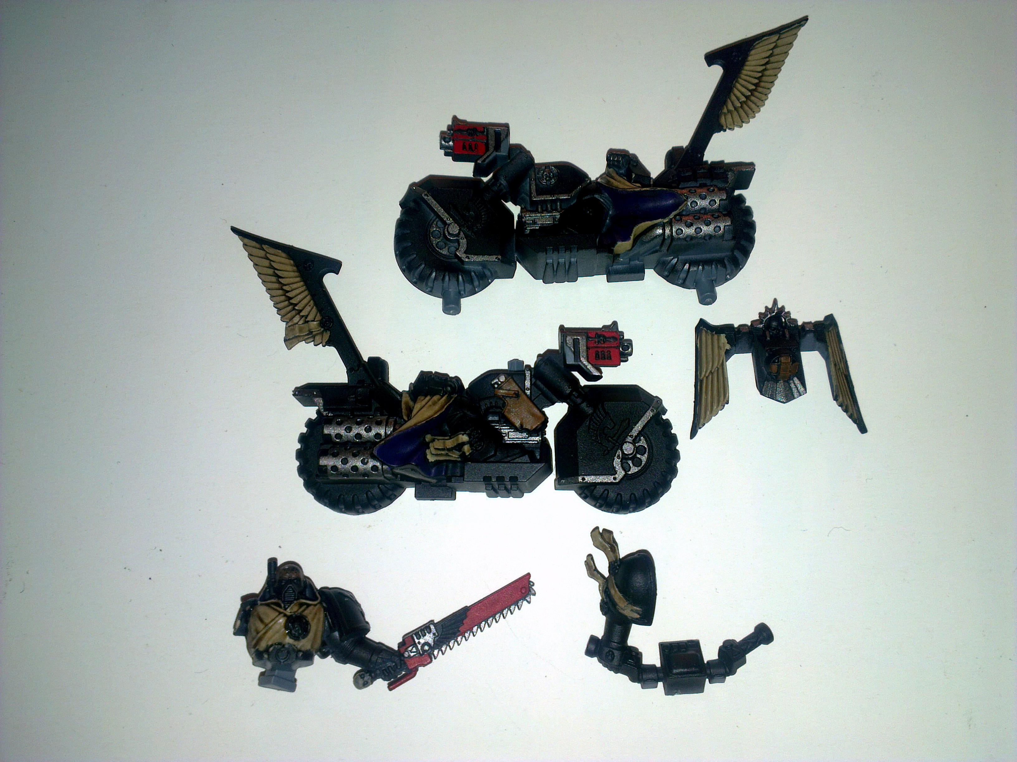 5th Company, Dark Angels, Dark Vengeance, Space Marines, Tactical, Warhammer 40,000, Work In Progress