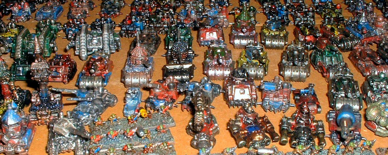 Epic Ork Tanks
