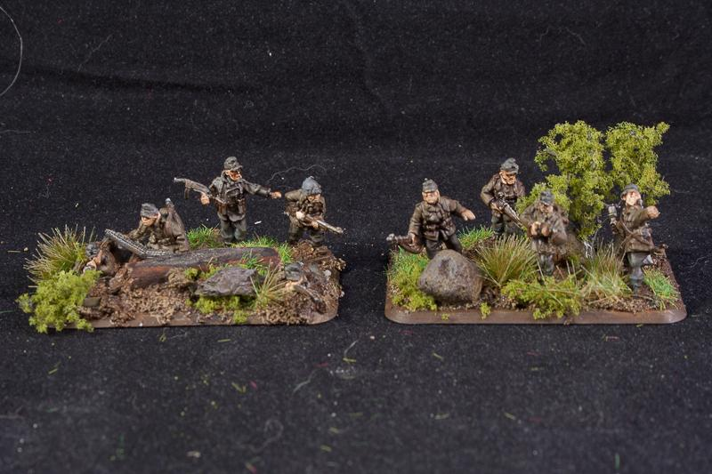 15mm, Flames Of War, Gebirgsjaeger, Gebirgsjager, Mountain Infantry, World War 2