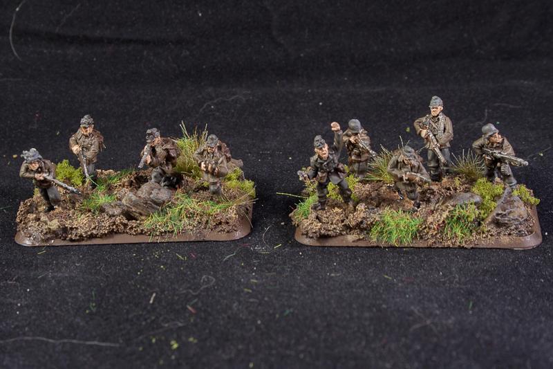 15mm, Flames Of War, Gebirgsjaeger, Gebirgsjager, Mountain Infantry, World War 2