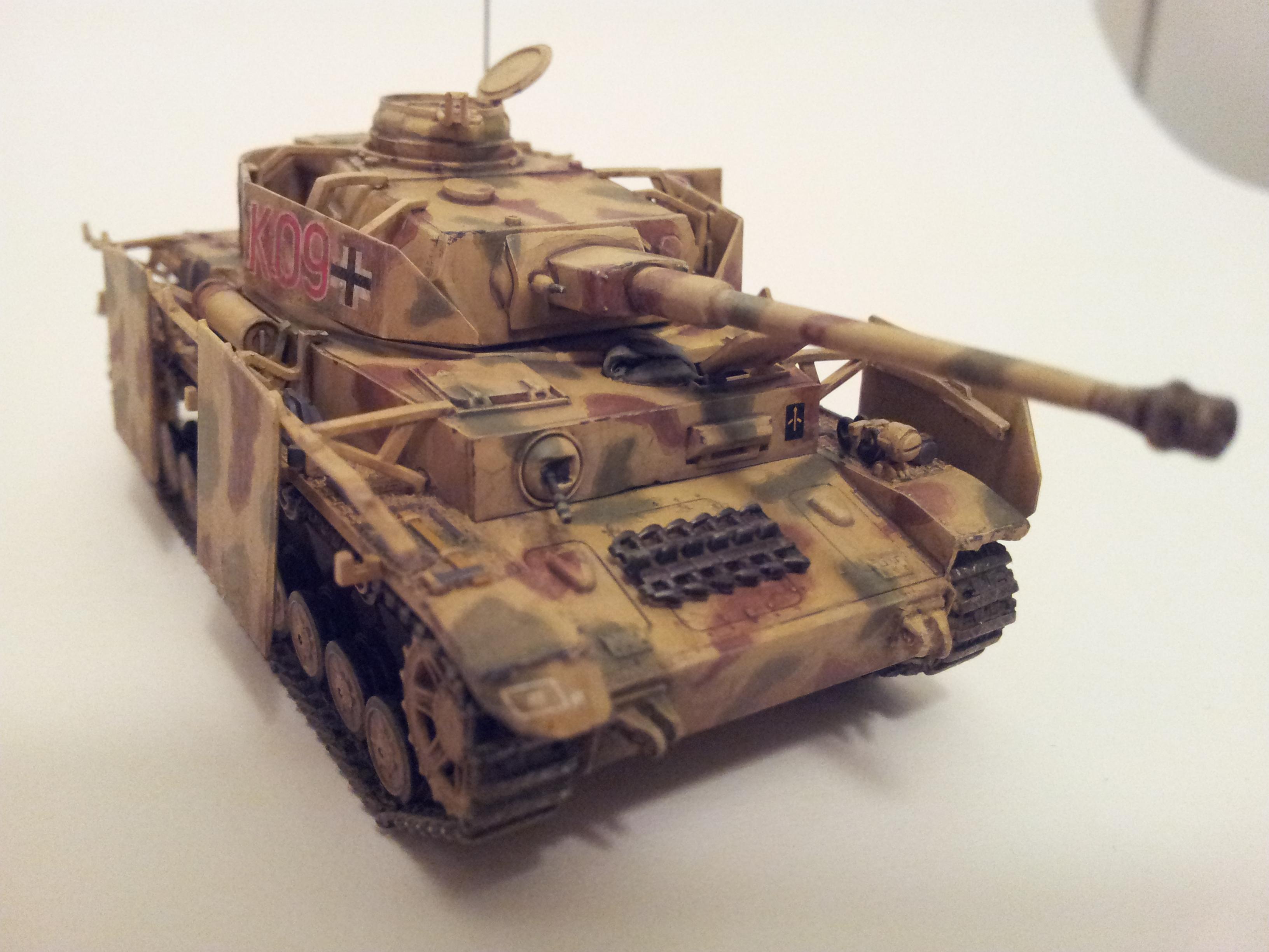 Camouflage, Germans, Panzer, Panzer Iv, Tank, World War 2