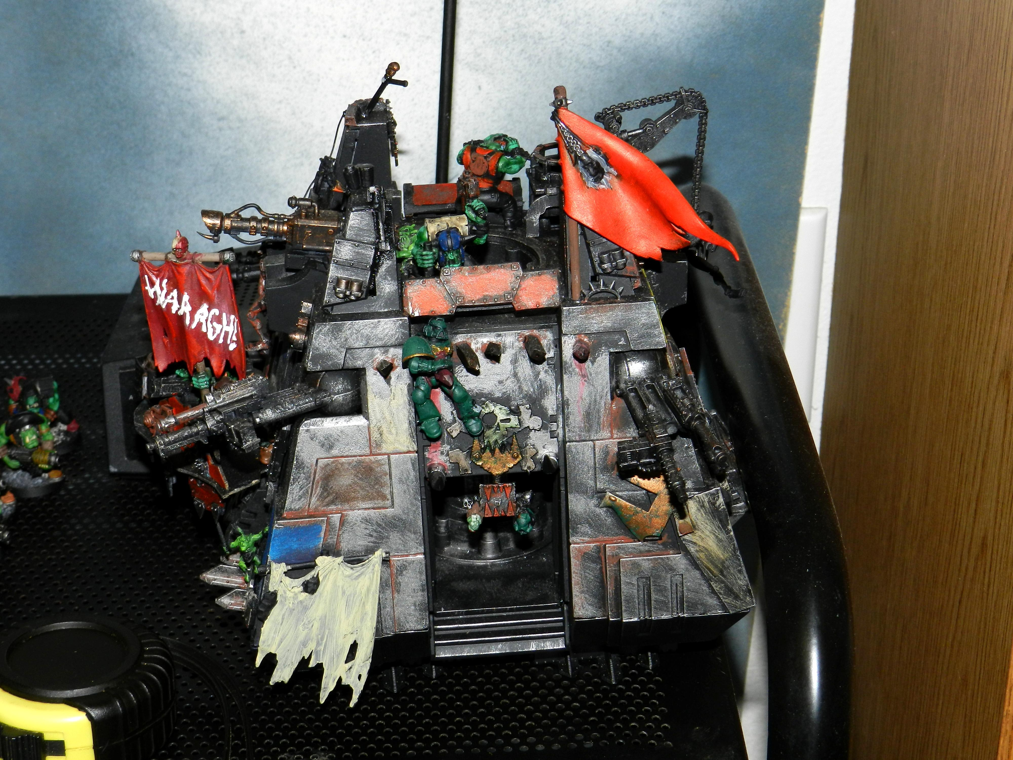 Looted, Monolith, Necron Abuse, Orks