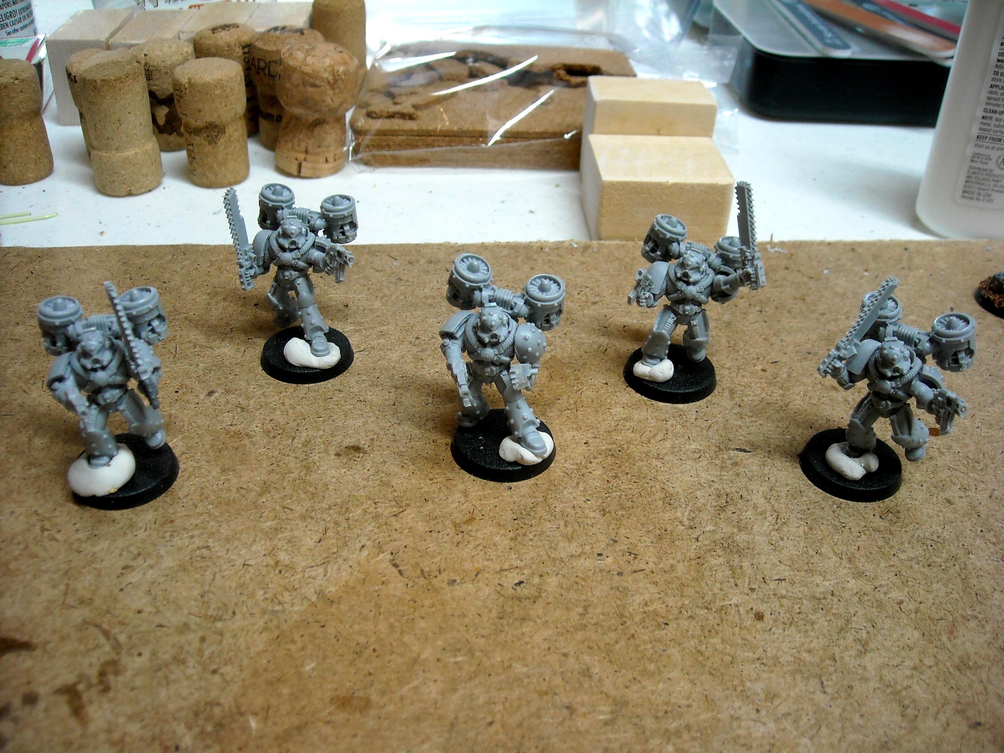 Assault, Fire Hawks, Mk5, Work In Progress