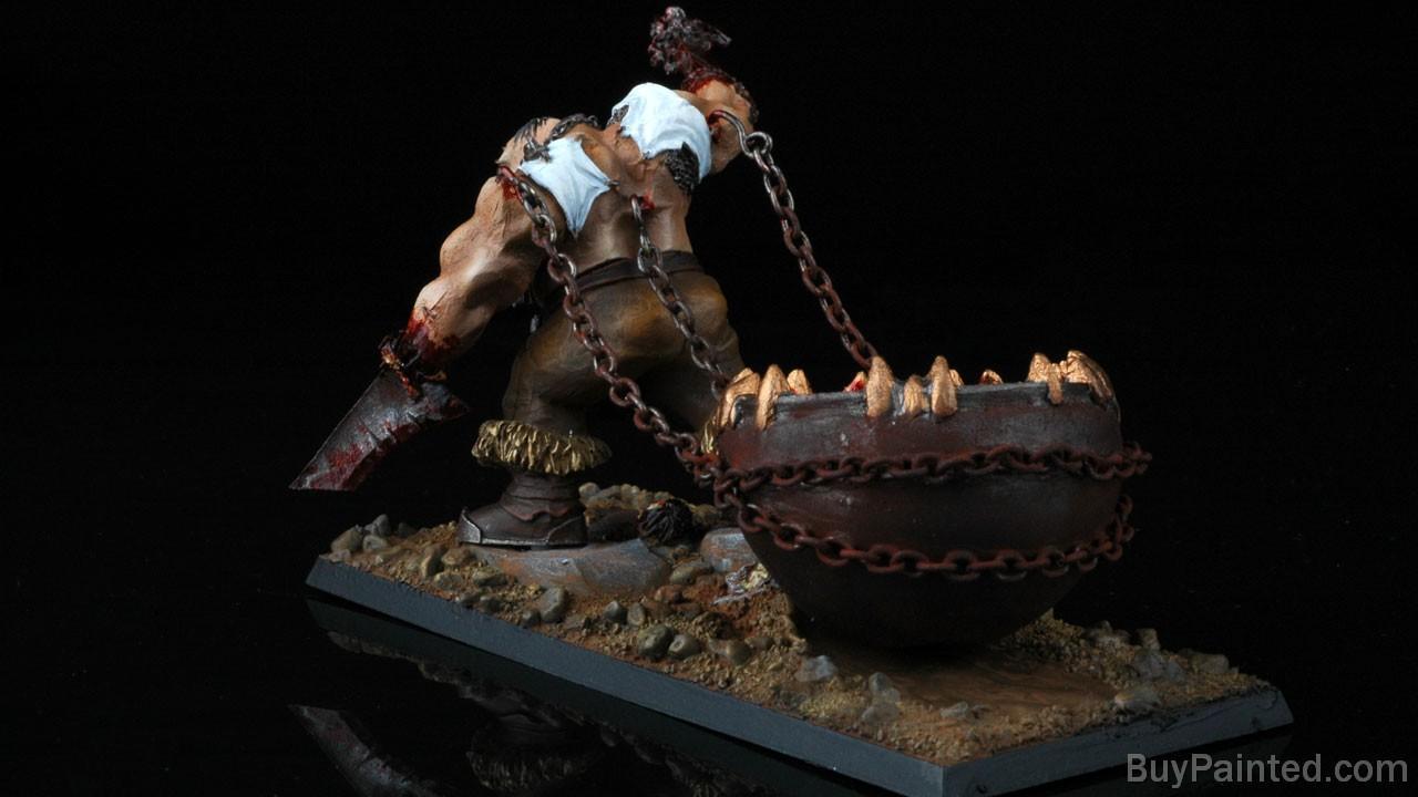 Butcher, Ogre Kingdoms, Skrag