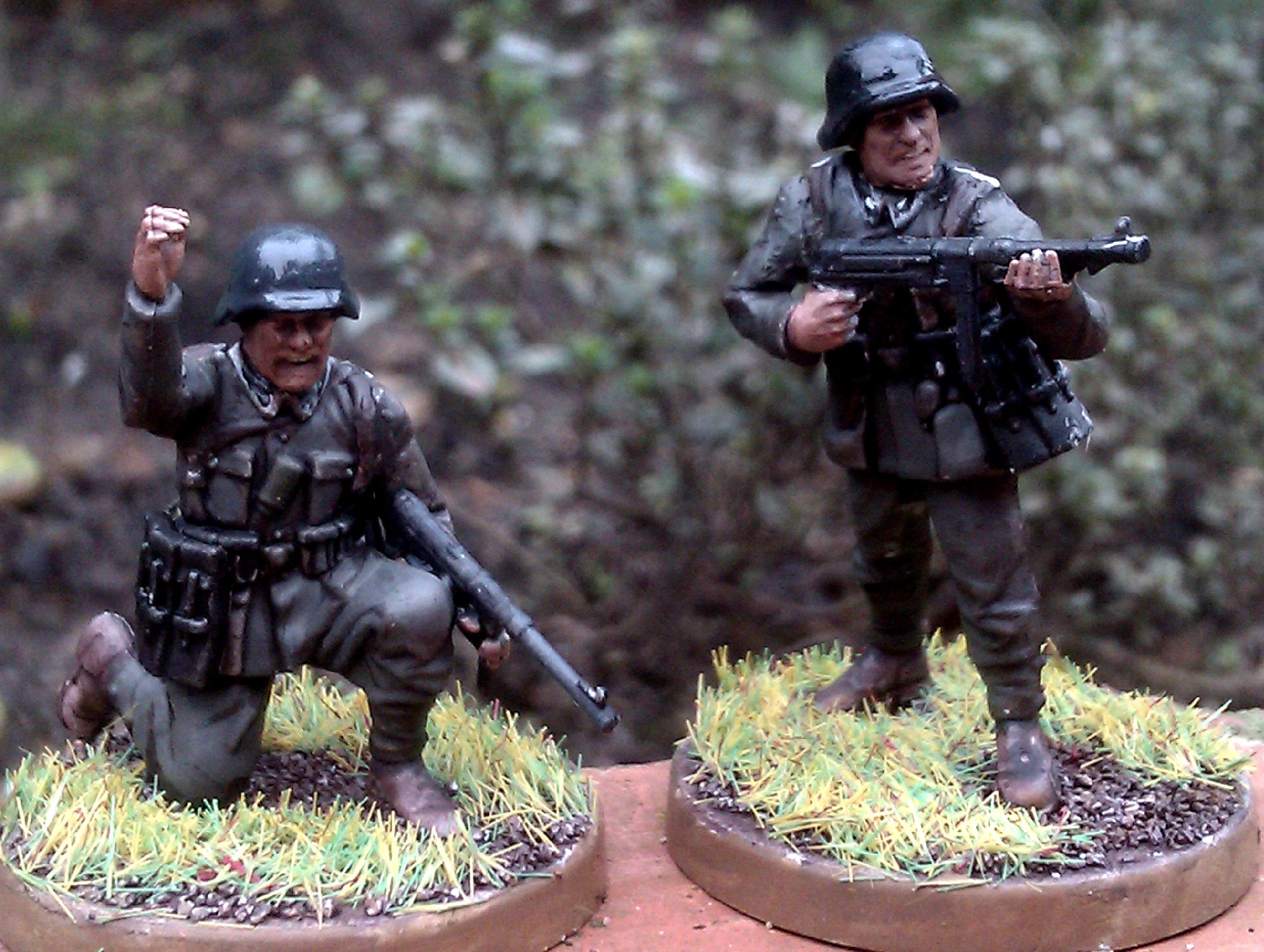 2, 28mm, Factory, Germans, Wargames, Wehrmacht, World War 2
