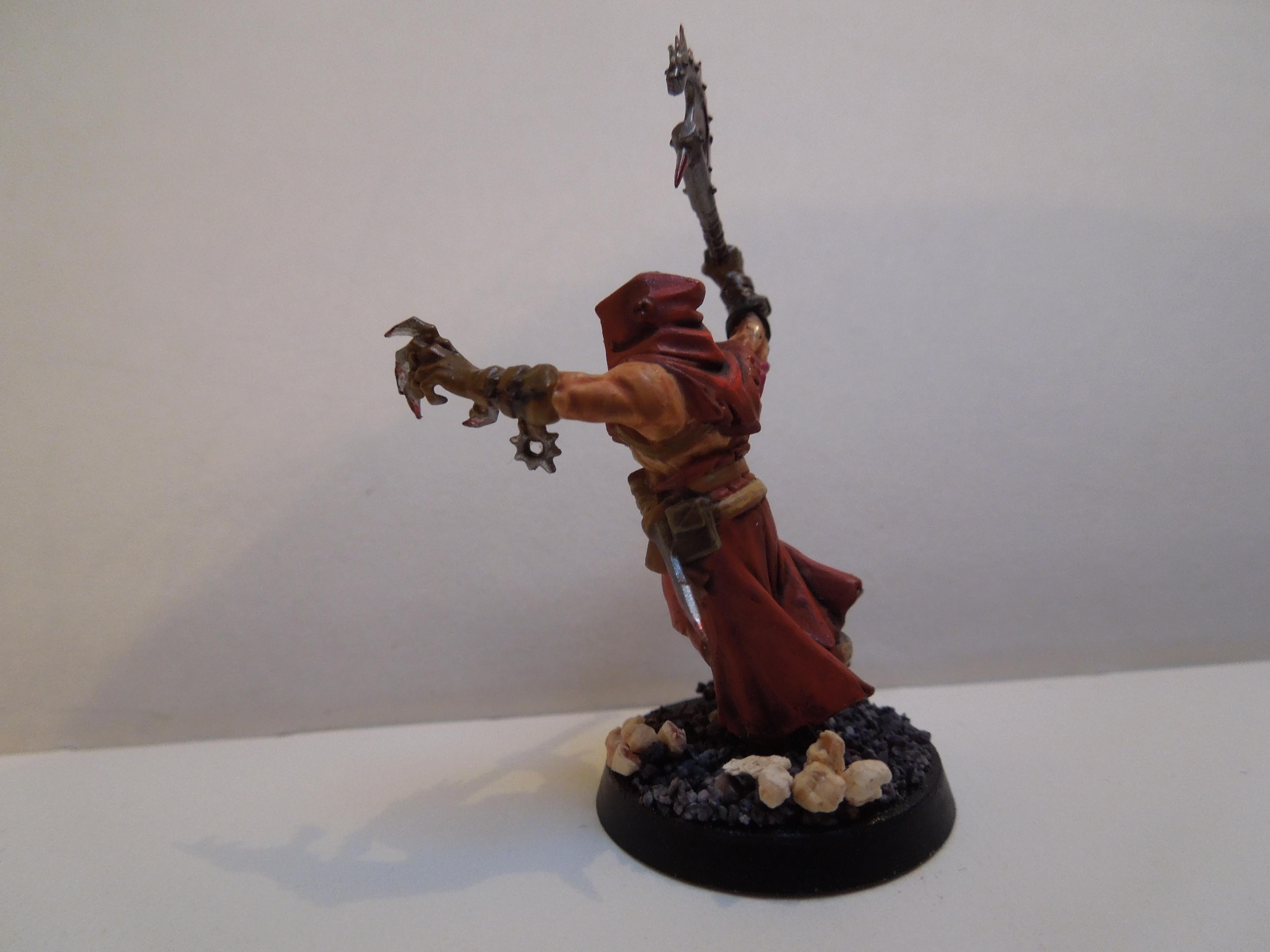 Chaos, Cultists, Dark Vengance