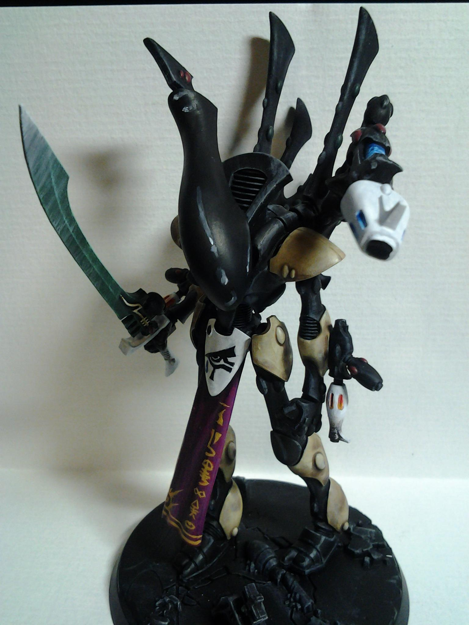 Eldar Wraithlord, Eldar Wraithlord