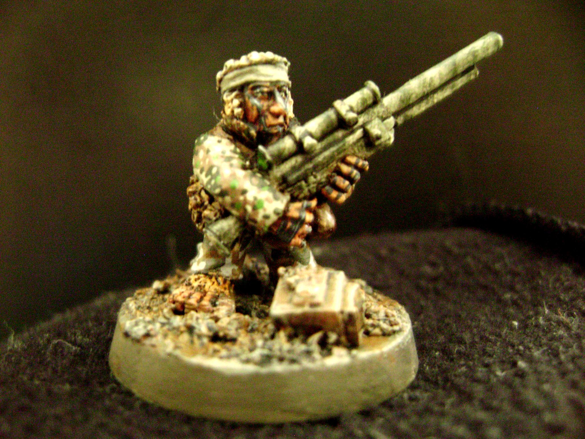 Ratling, imperial guard