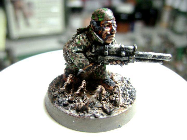 Cadians, Imperial Guard, Ratling