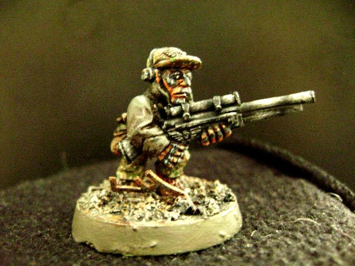 Imperial Guard, Ratling, Snipers