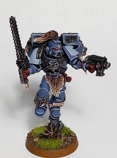 Skyclaws, Space Marines, Space Wolves