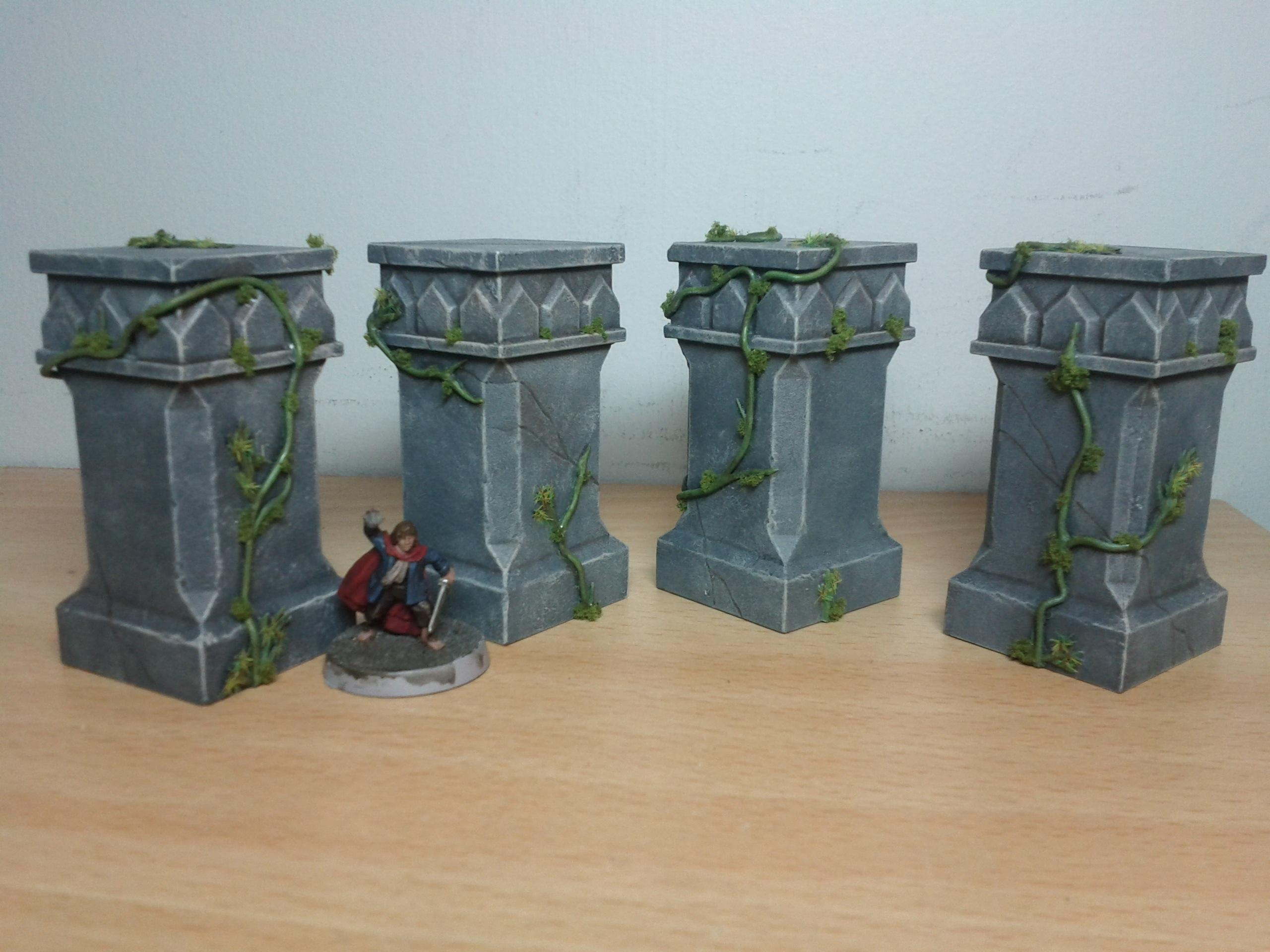 Forest Pillars 2