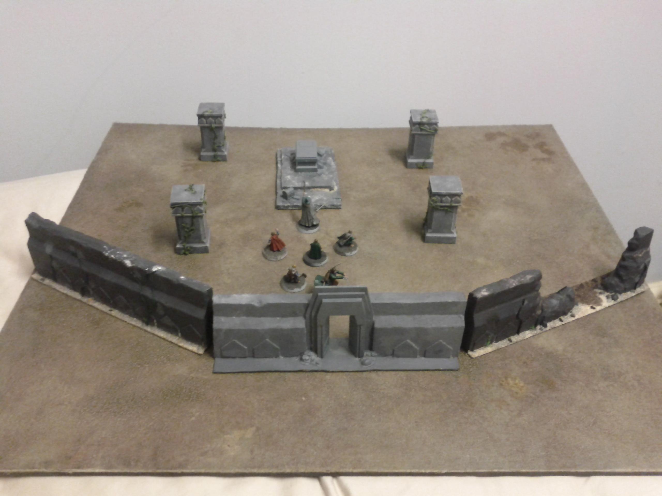 WIP Terrain Setup 3