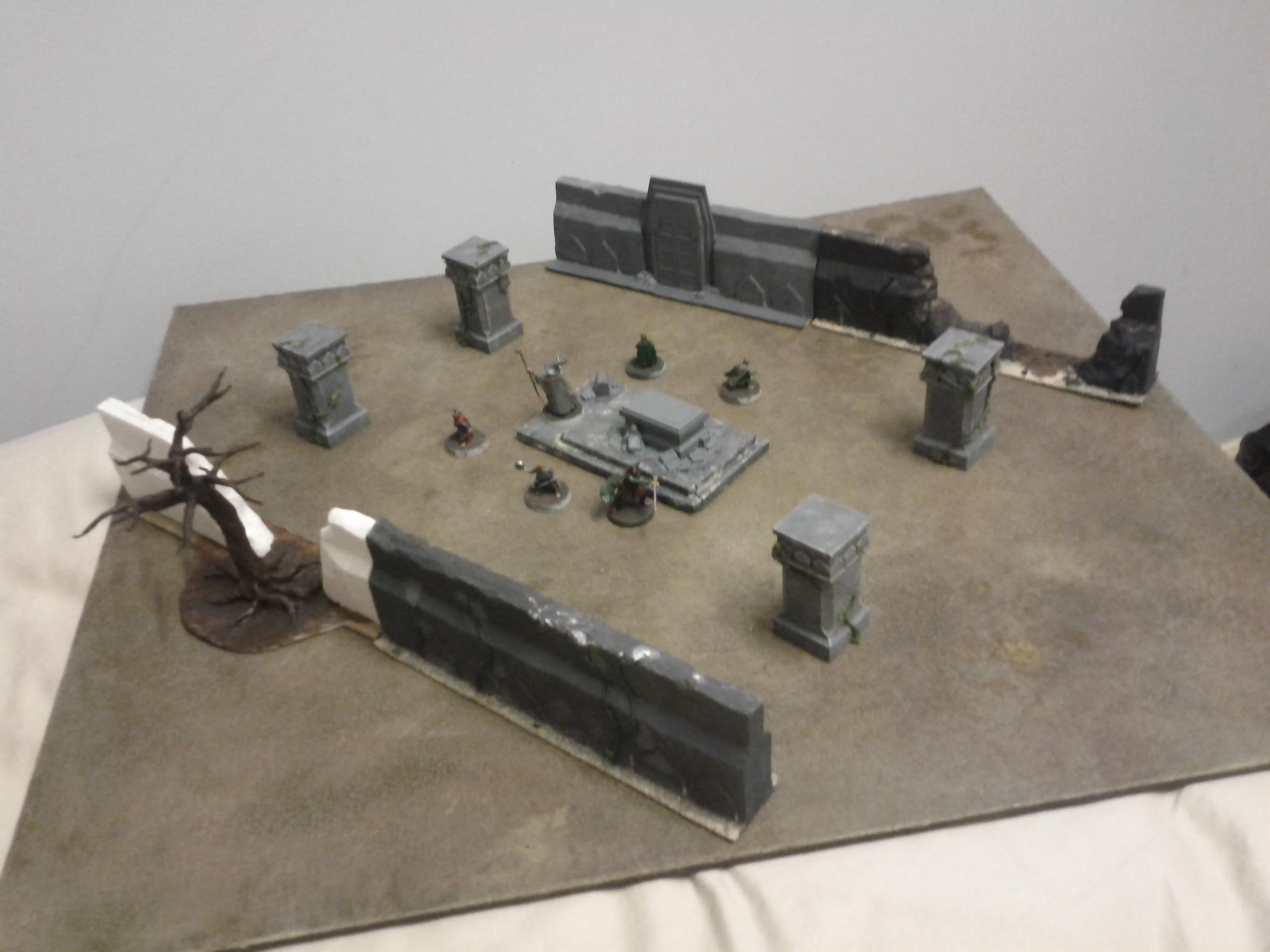 WIP Terrain Setup 4
