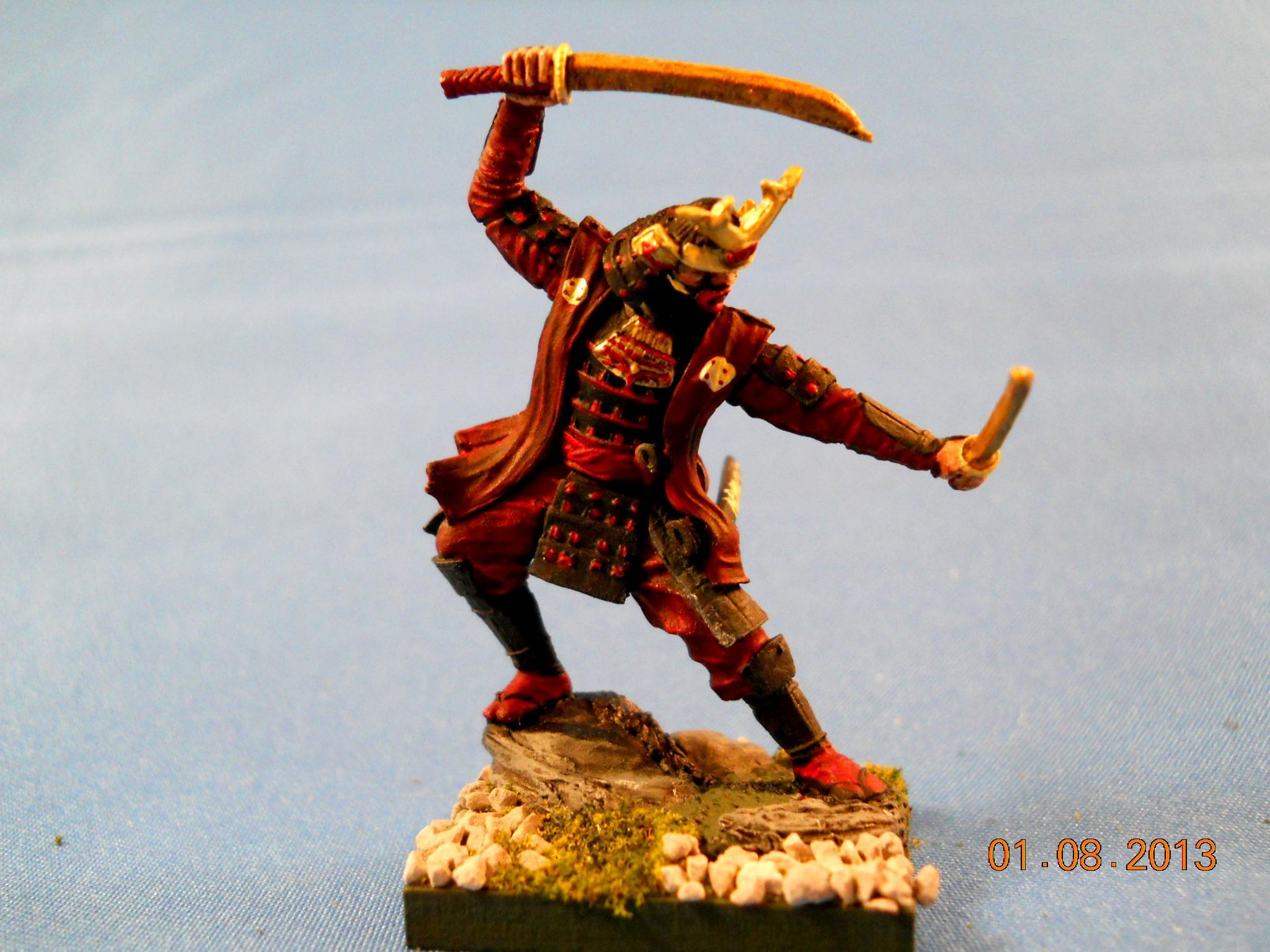 Reaper, Samurai (Front)