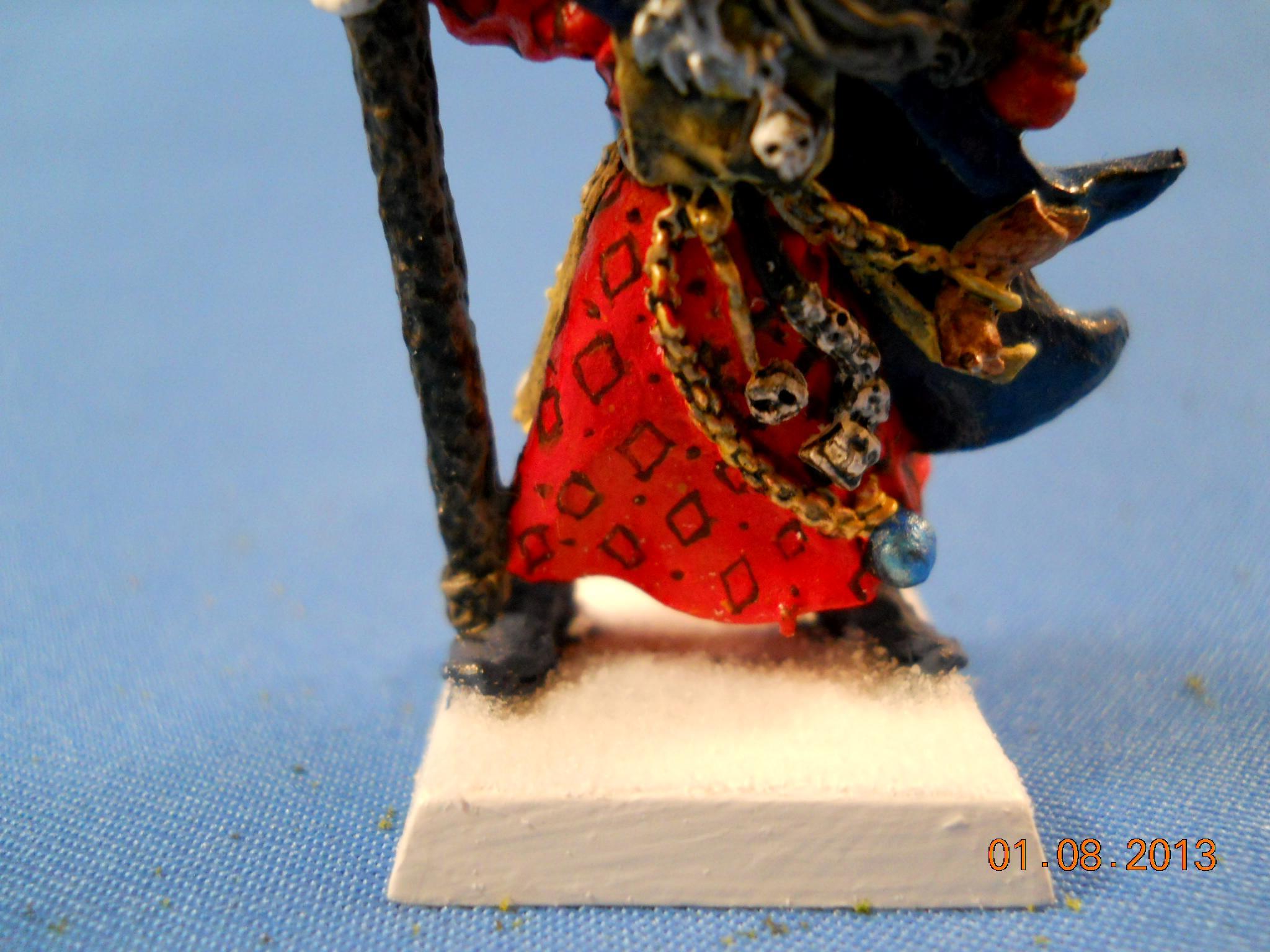 Warhammer Fantasy, Wizard (Upclose of Freehand)