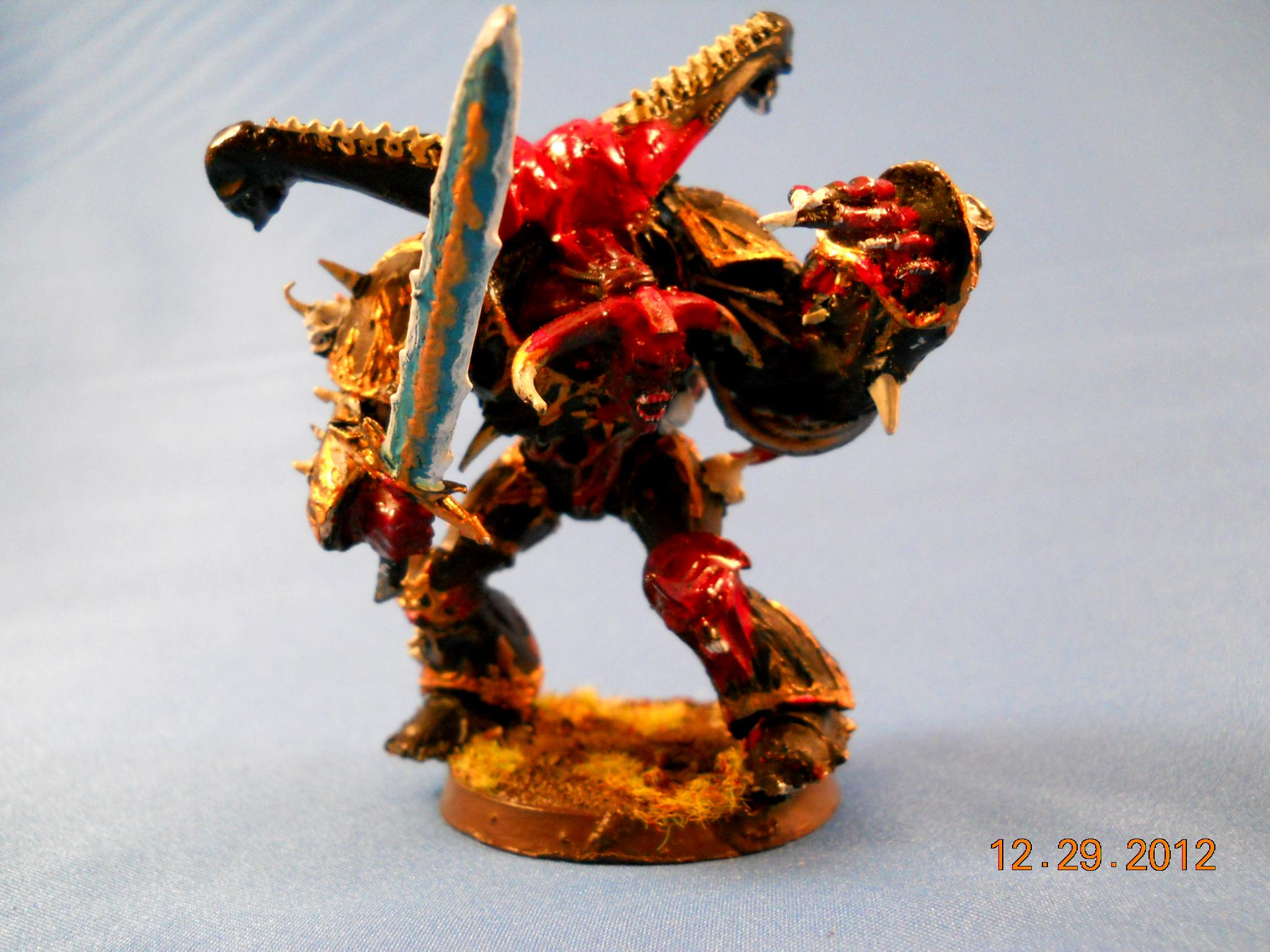 Chaos, Demon Prince (Front)
